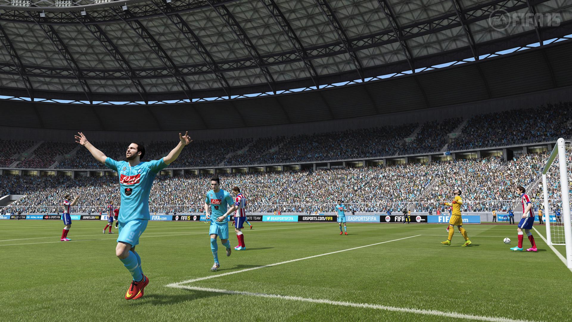 Free FIFA 15 Wallpaper in 1920x1080