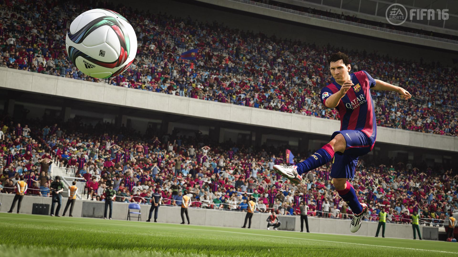 FIFA 16 Wallpaper in 1920x1080