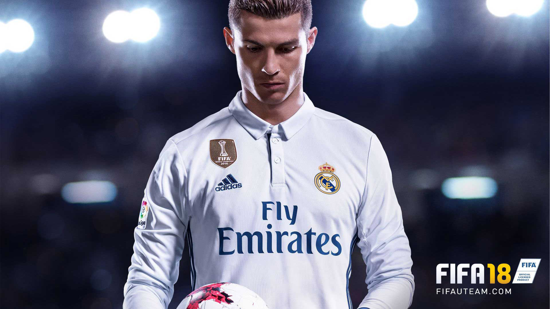FIFA 18 Wallpaper in 1920x1080