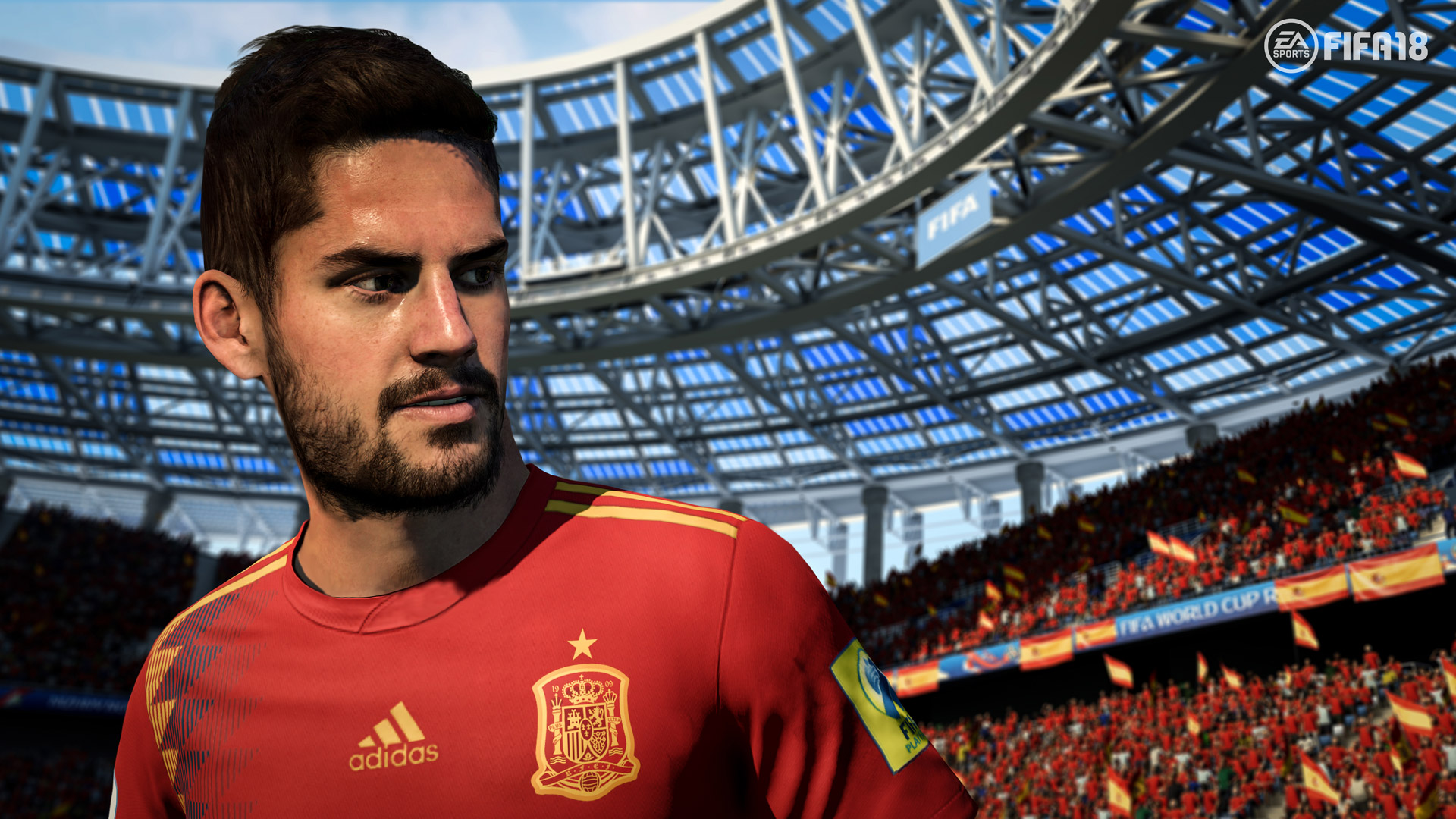 Free FIFA 18 Wallpaper in 1920x1080