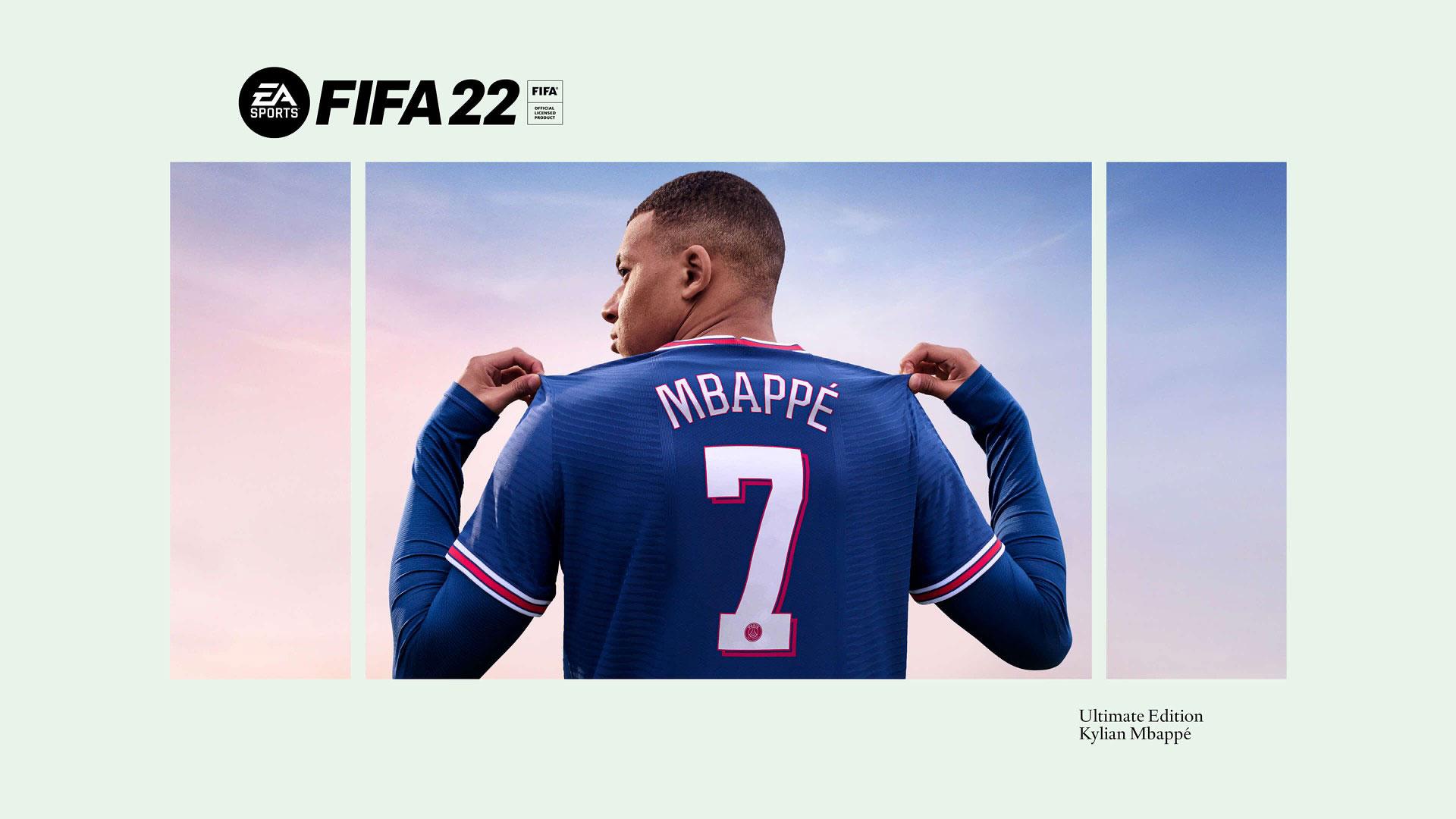 Free FIFA 22 Wallpaper in 1920x1080