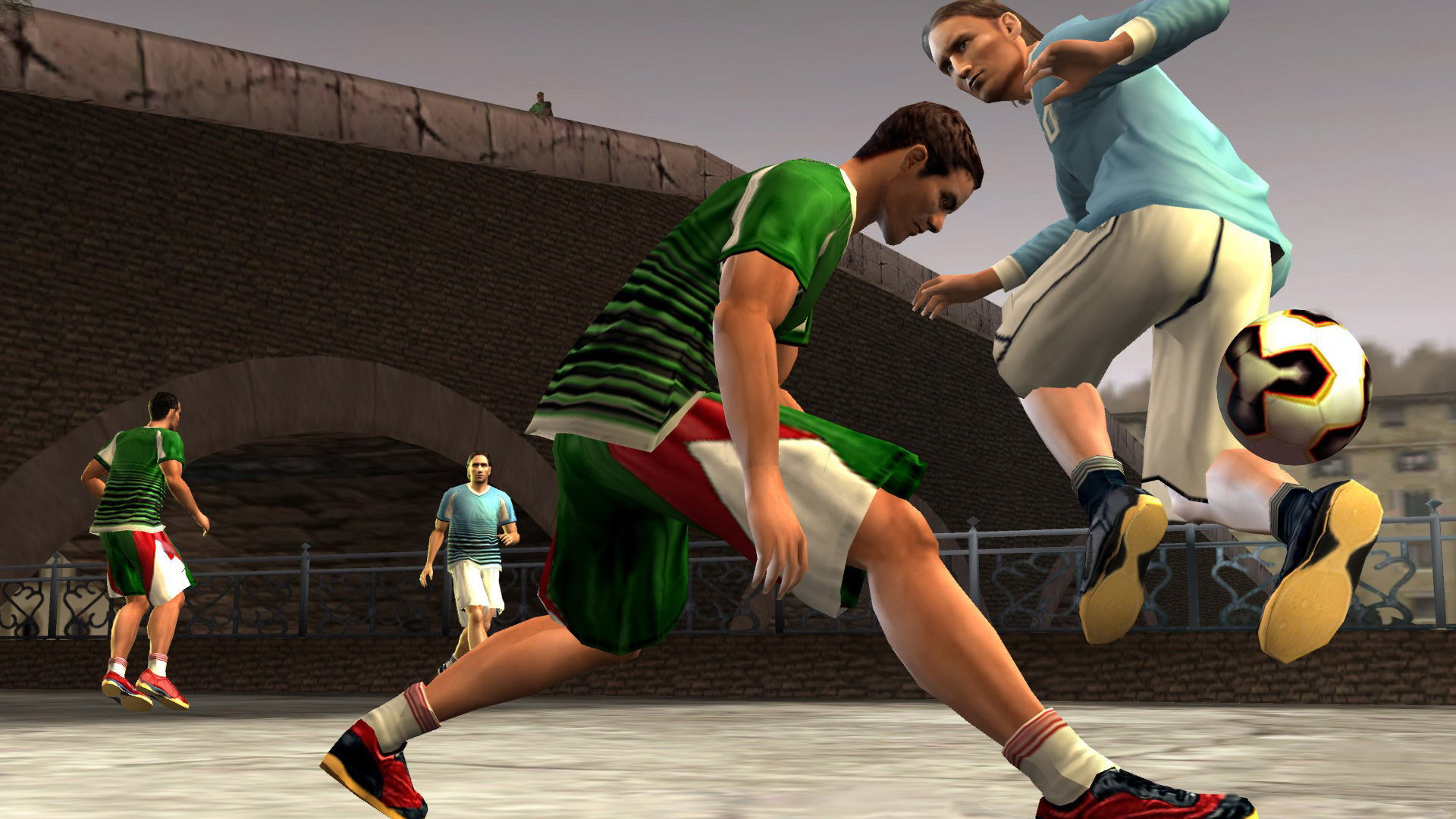 FIFA Street Wallpaper in 1920x1080