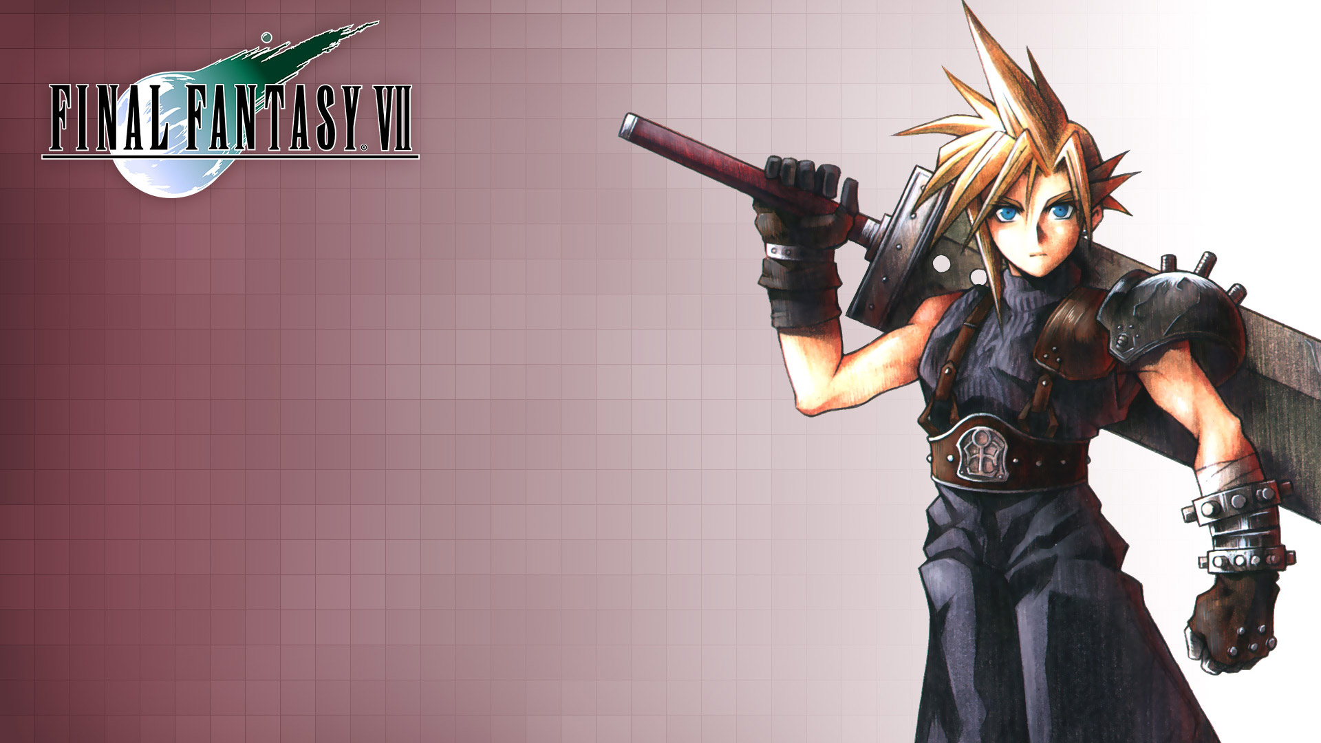 Free Final Fantasy VII Wallpaper in 1920x1080