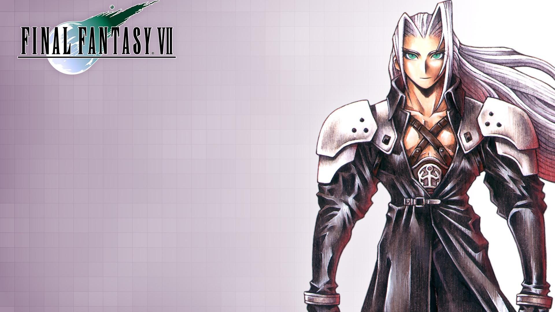 Free Final Fantasy VII Wallpaper in 1920x1080