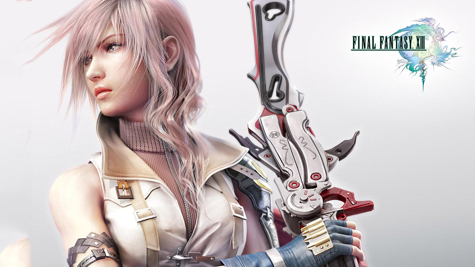 Free Final Fantasy XIII Wallpaper in 1920x1080