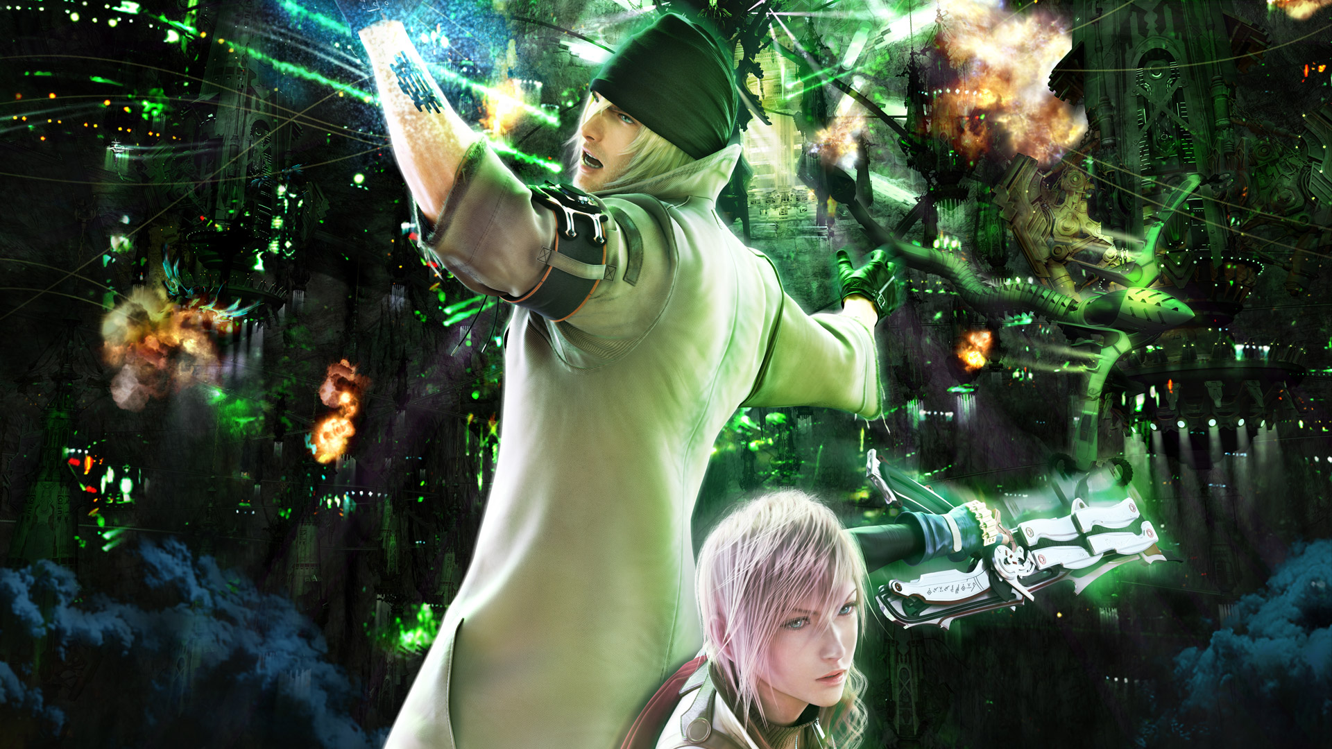Final Fantasy XIII Wallpaper in 1920x1080