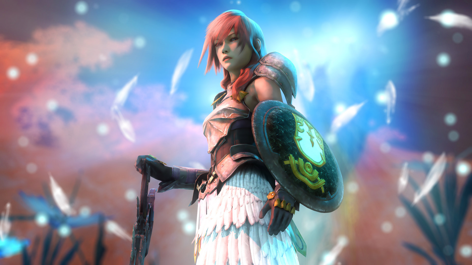 Free Final Fantasy XIII Wallpaper in 1920x1080
