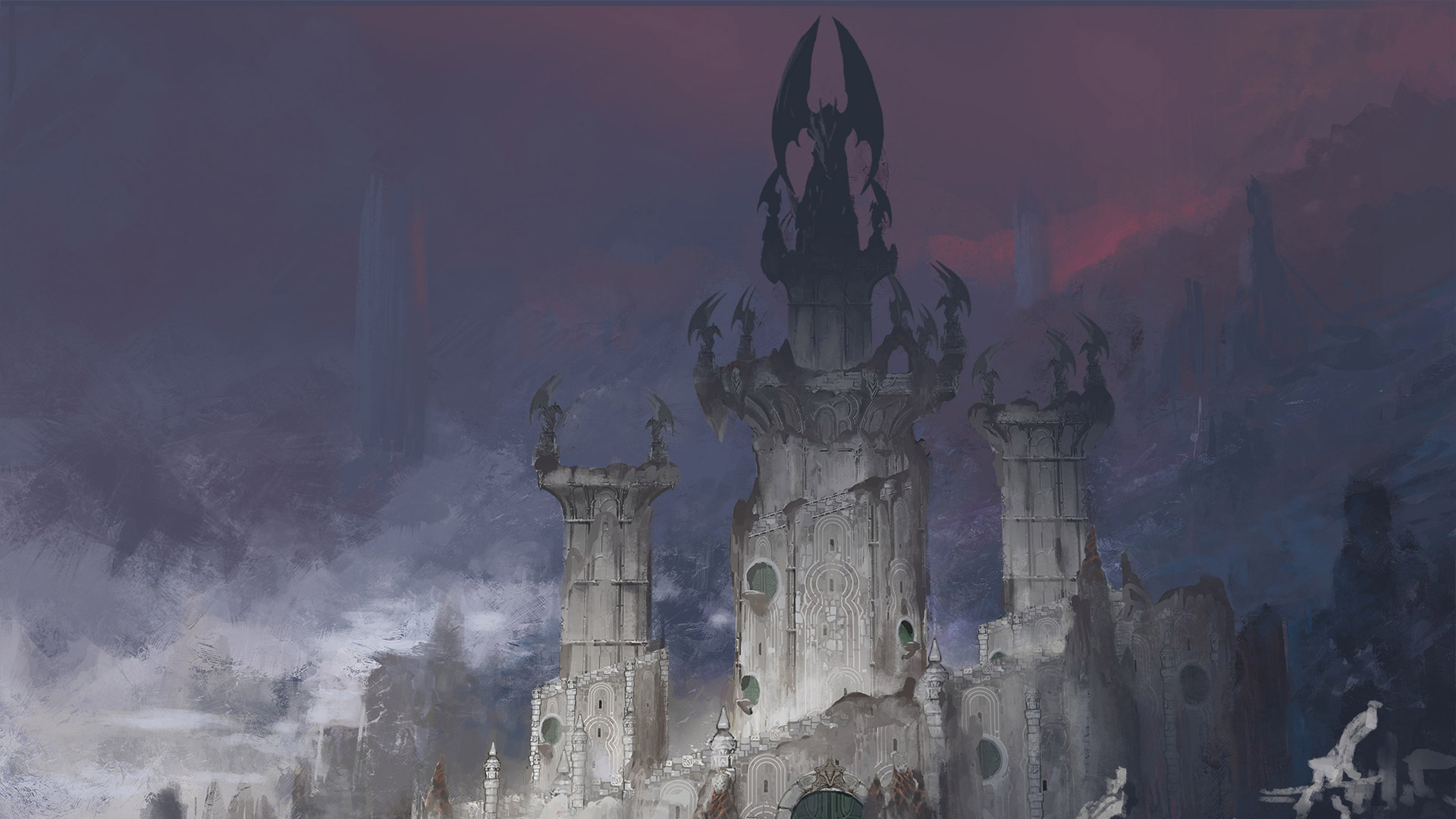 Free Final Fantasy XIV Wallpaper in 1920x1080