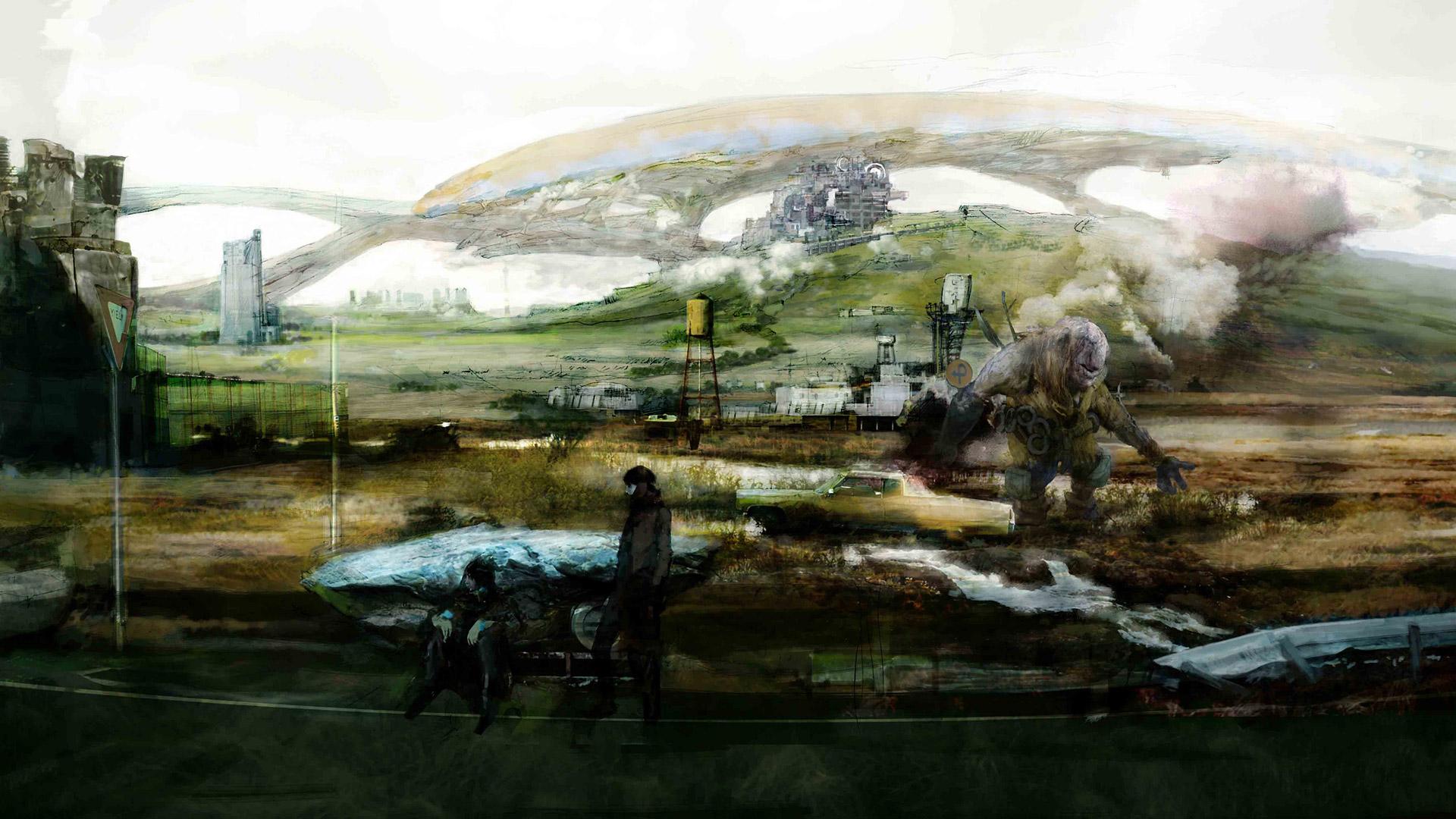 Final Fantasy XV Wallpaper in 1920x1080