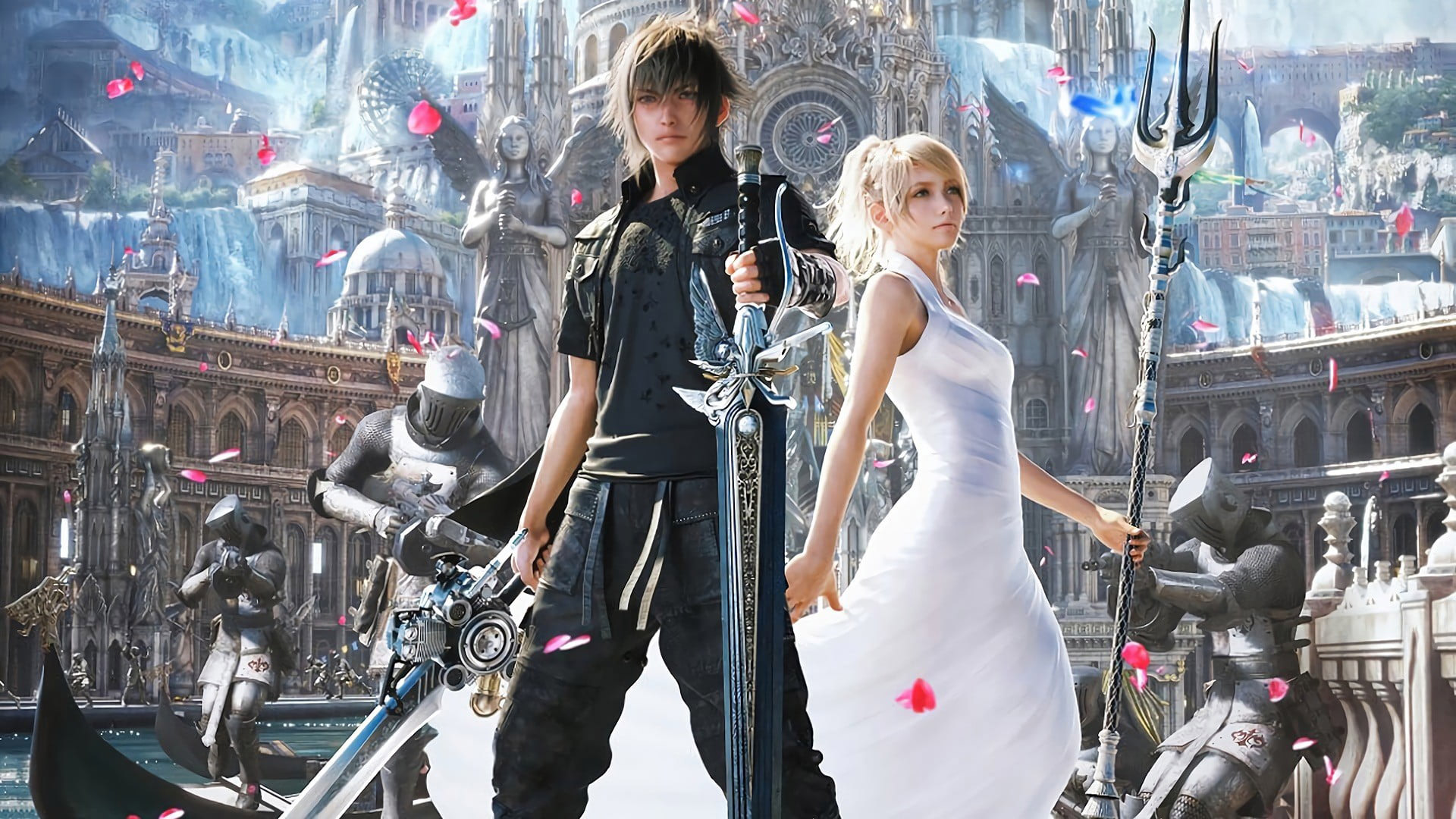Free Final Fantasy XV Wallpaper in 1920x1080