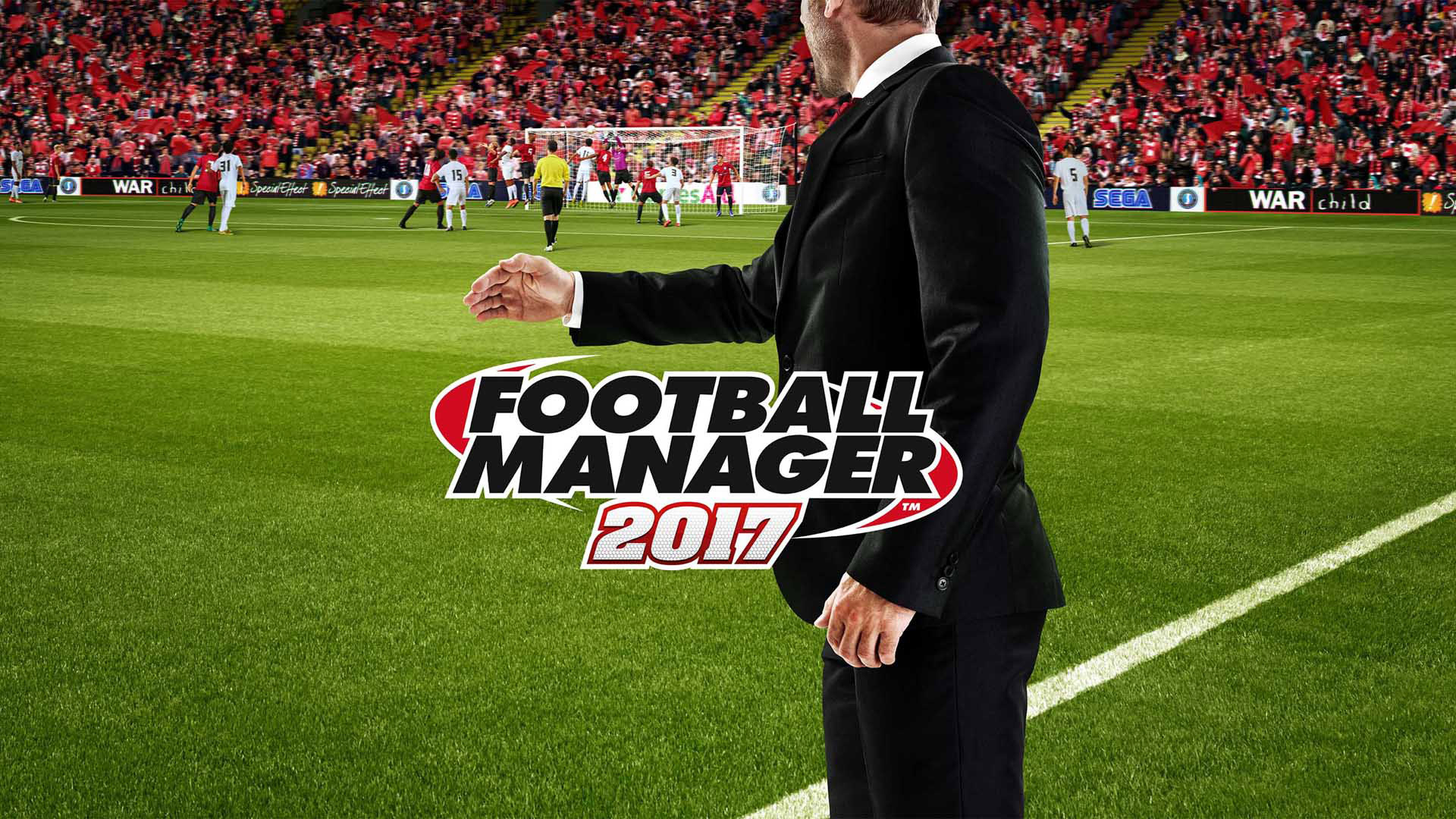 Free Football Manager 2017 Wallpaper in 1920x1080