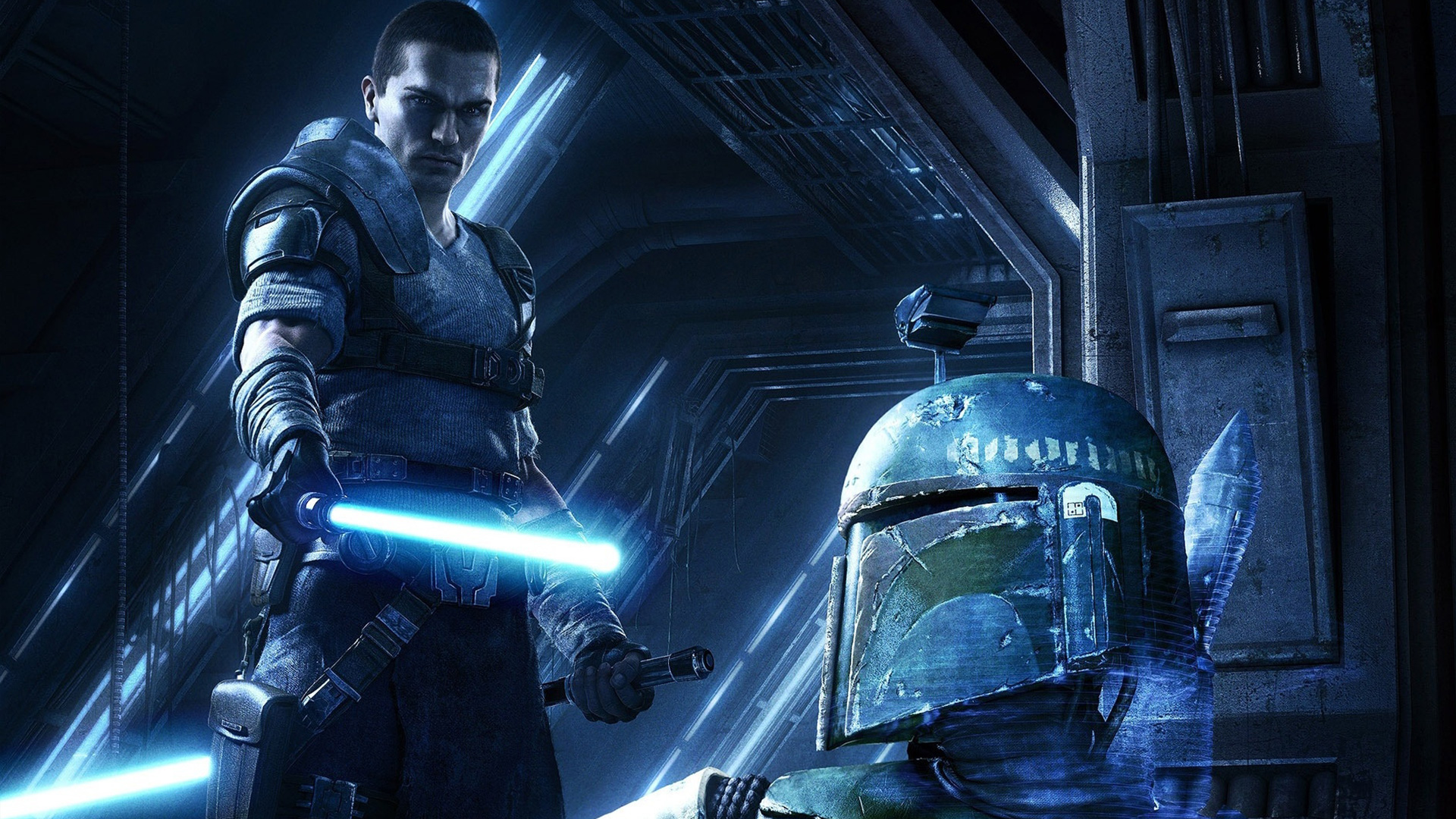 Free Star Wars: The Force Unleashed II Wallpaper in 1920x1080