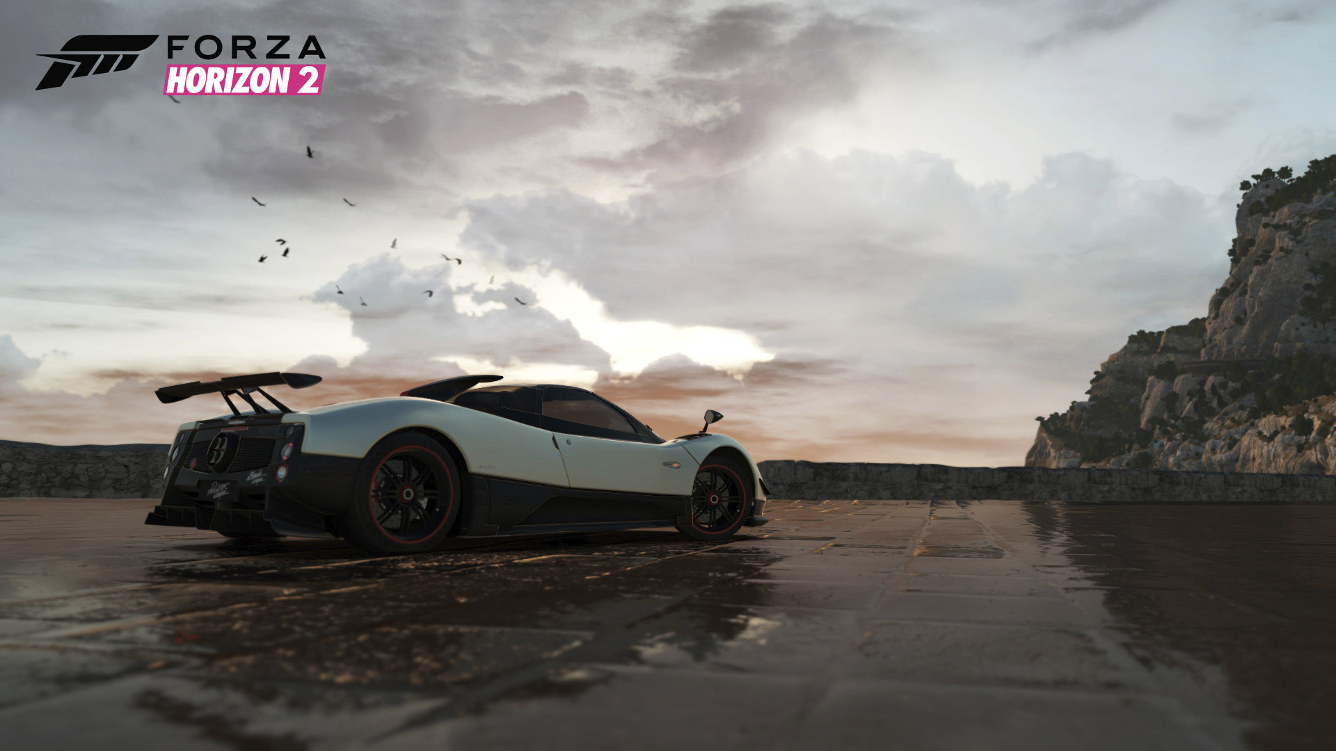 Forza Horizon 2 Wallpaper in 1920x1080