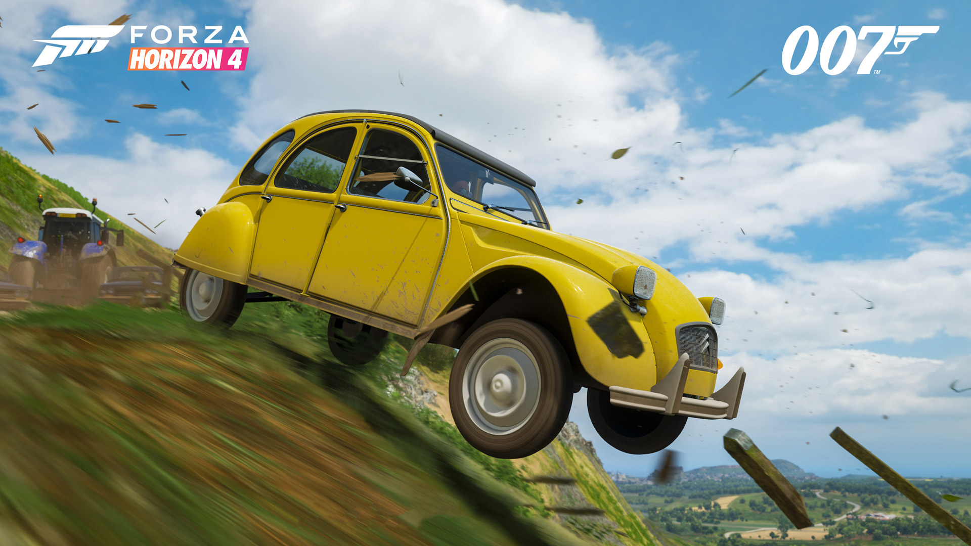 Forza Horizon 4 Wallpaper in 1920x1080