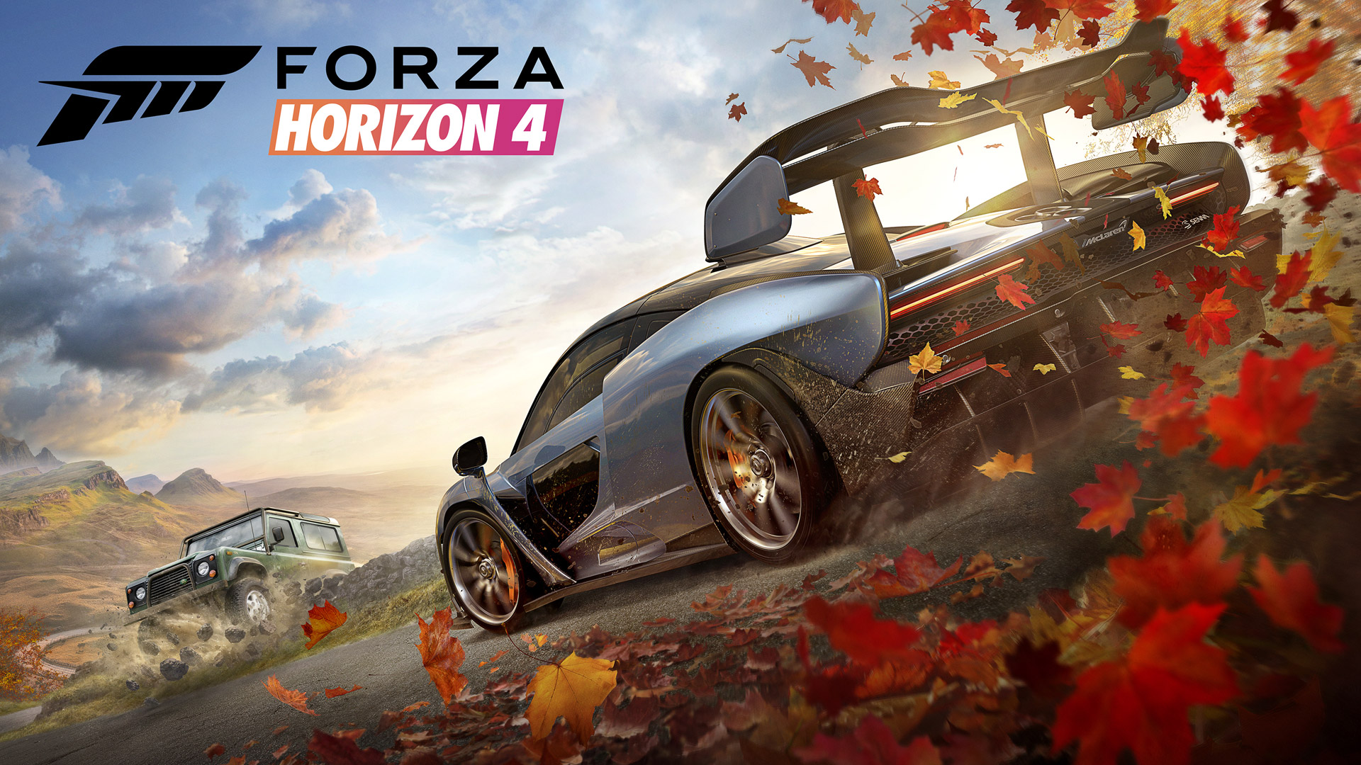 Free Forza Horizon 4 Wallpaper in 1920x1080