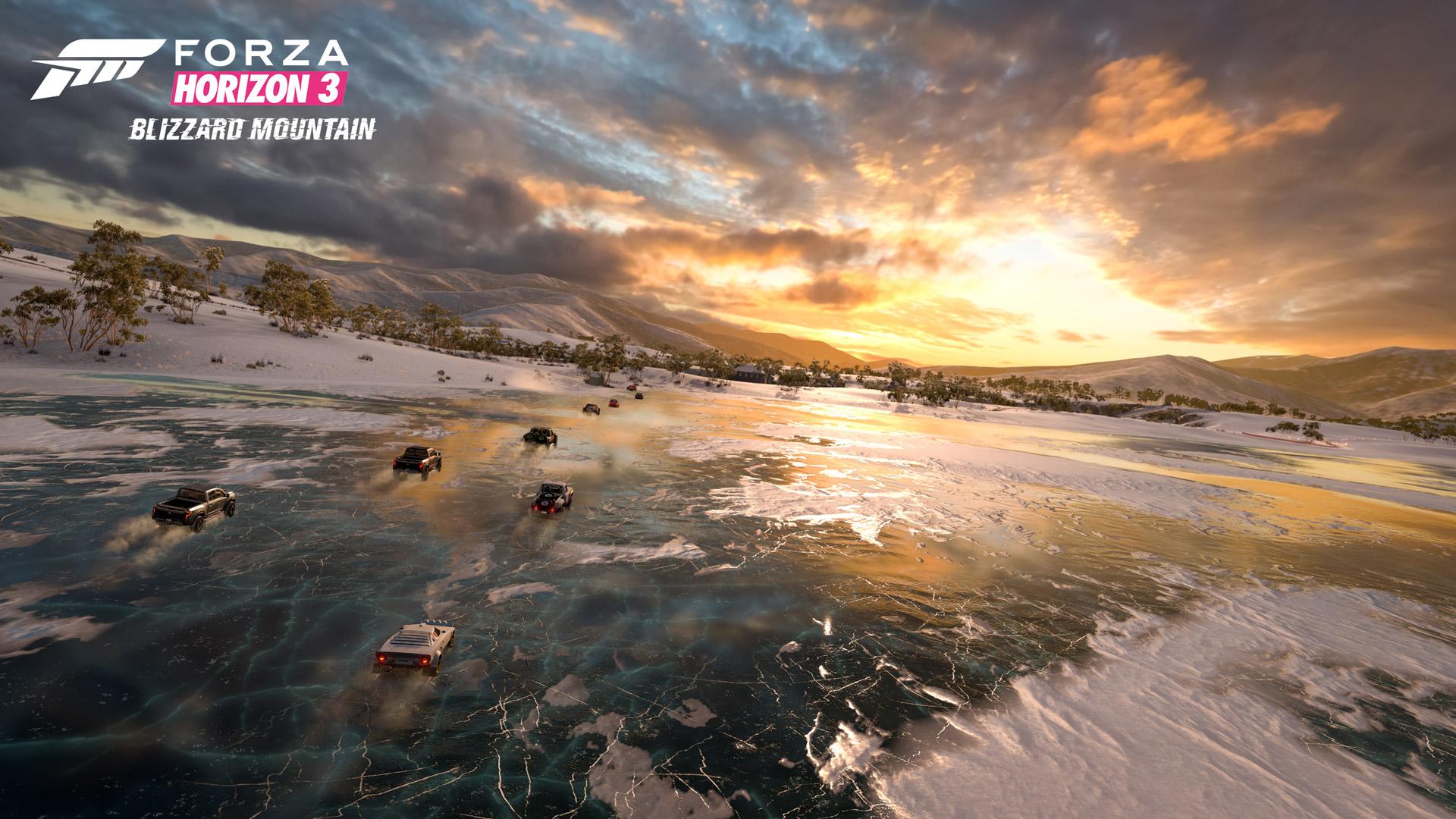 Forza Horizon 3 Wallpaper in 1920x1080