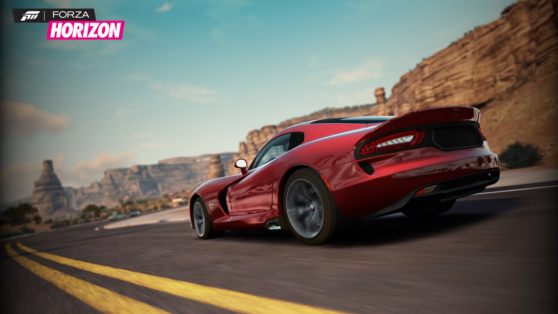 Forza Horizon Wallpaper in 1920x1080