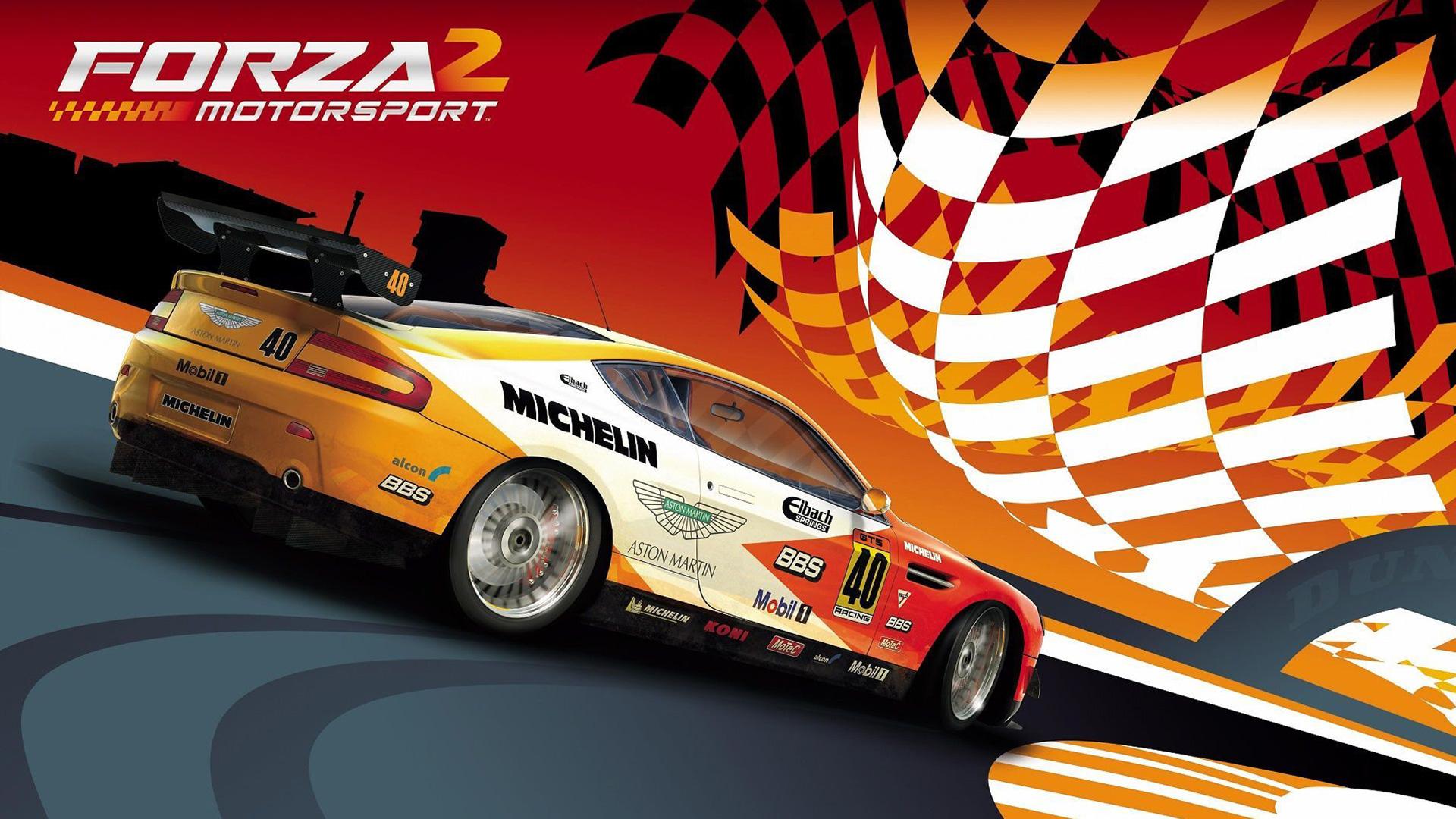 Forza Motorsport 2 Wallpaper in 1920x1080