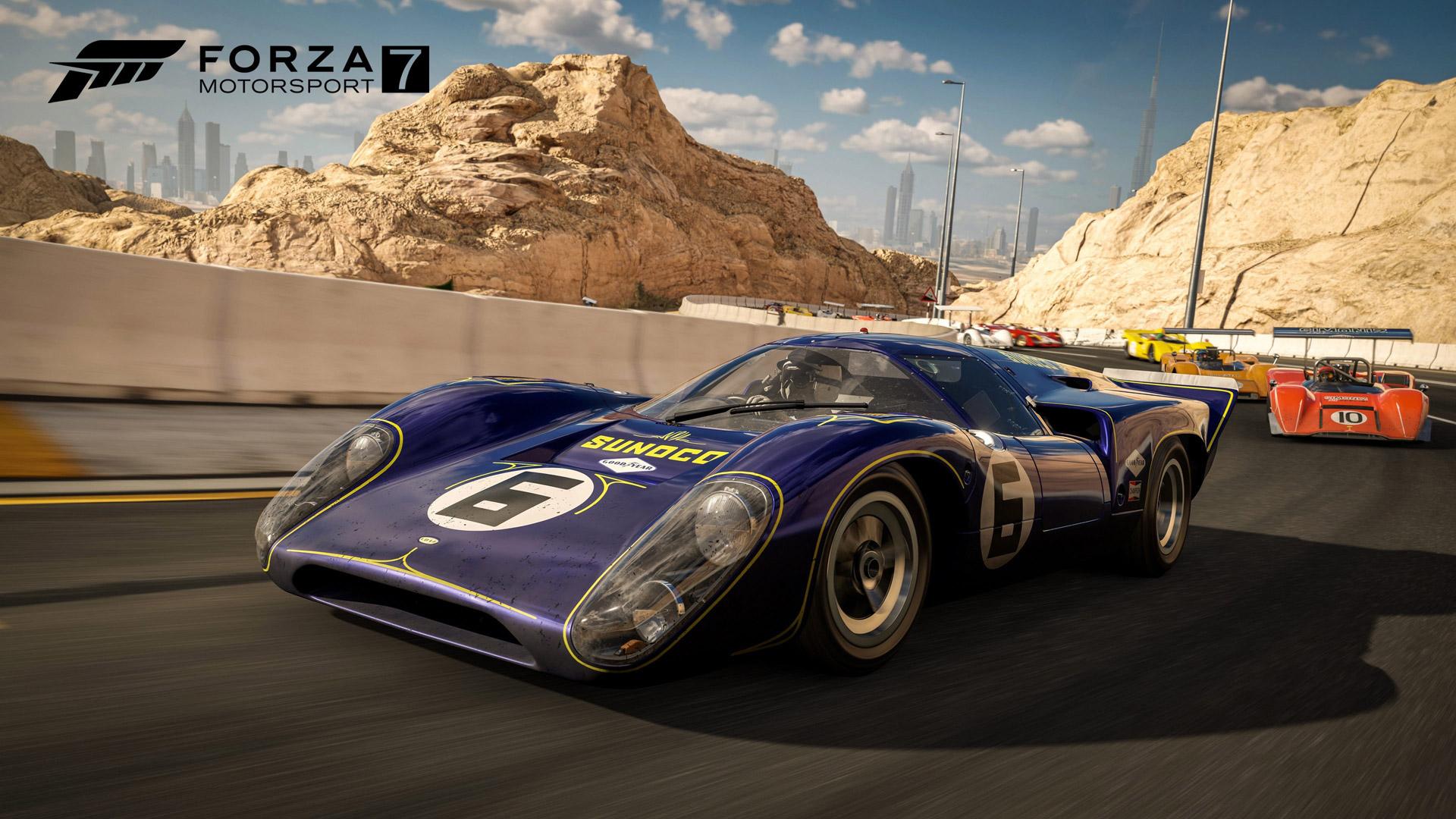 Forza Motorsport 7 Wallpaper in 1920x1080