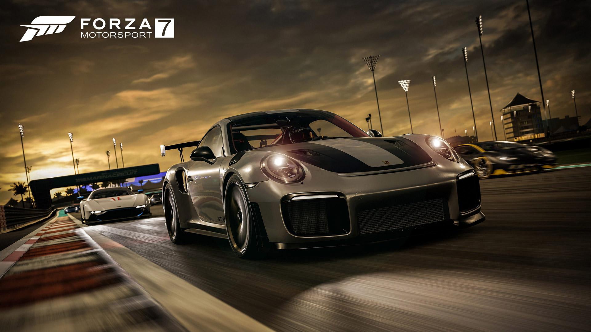 Free Forza Motorsport 7 Wallpaper in 1920x1080