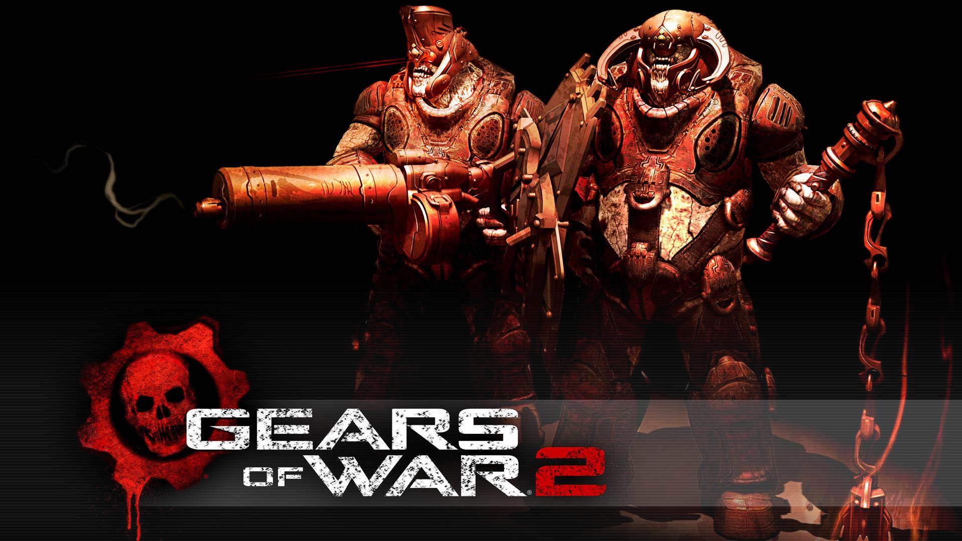 Gears of War 2 Wallpaper in 1920x1080