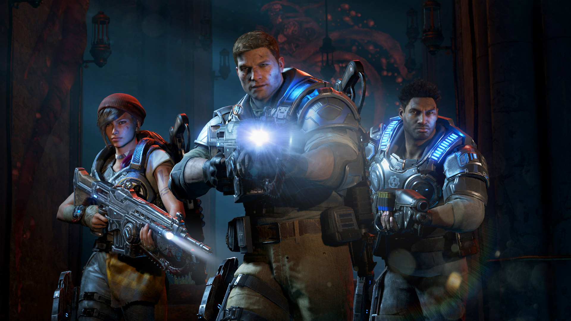 Gears of War 4 Wallpaper in 1920x1080