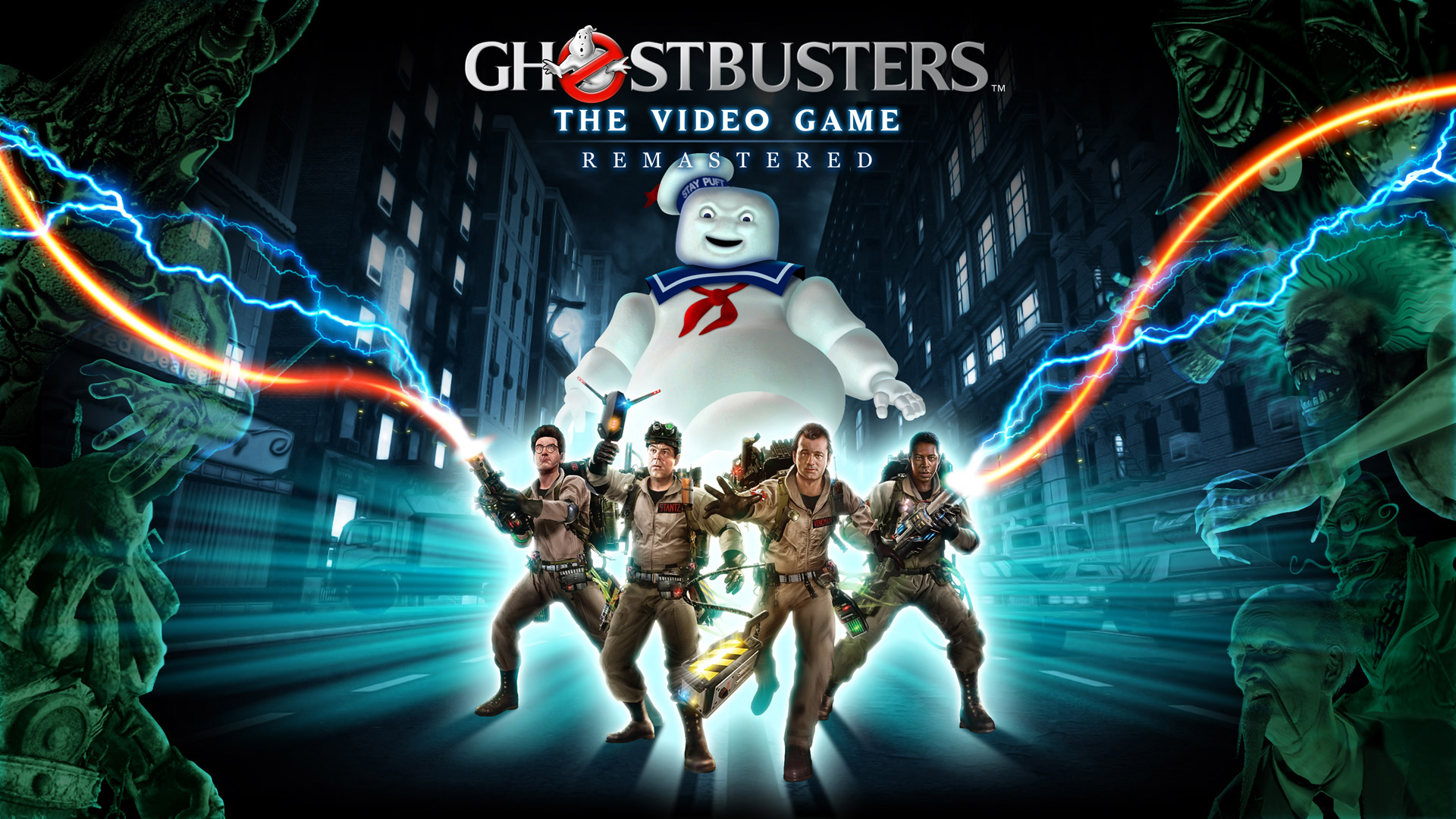 Free Ghostbusters: The Video Game Wallpaper in 1920x1080