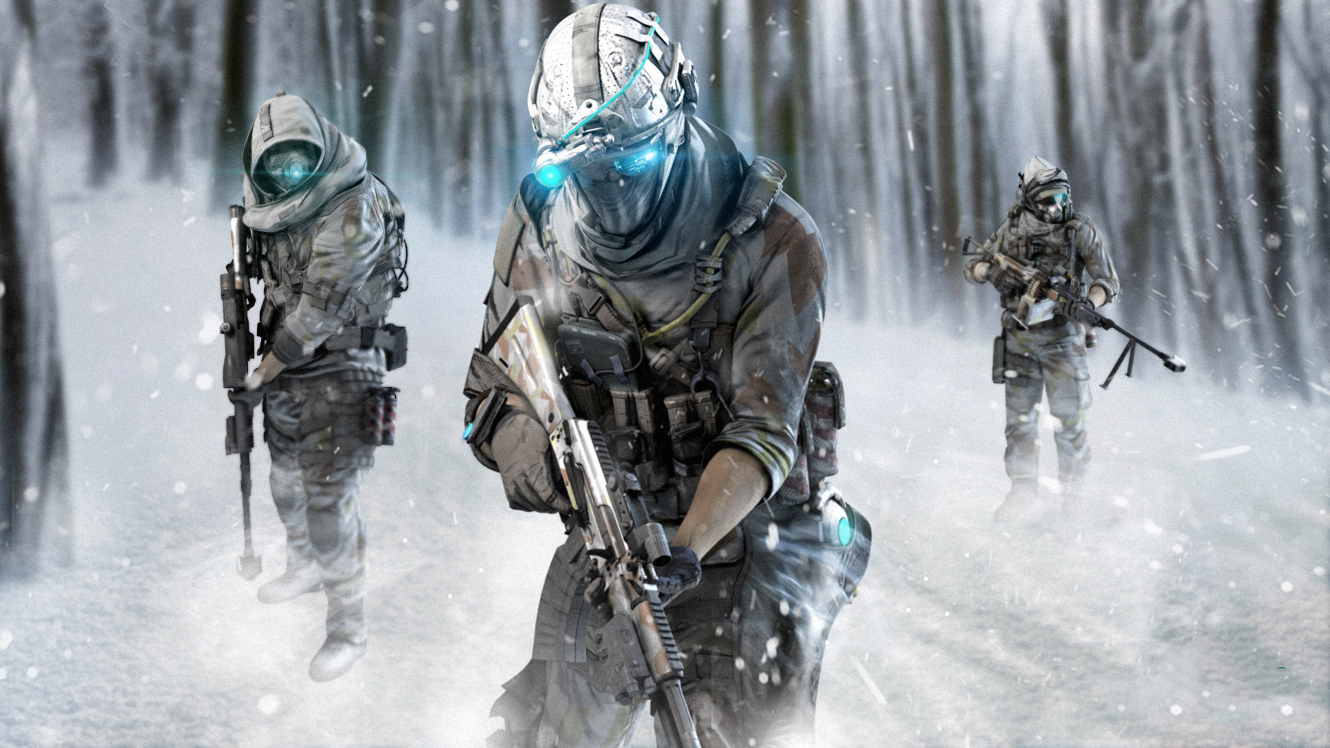 Free Ghost Recon: Phantoms Wallpaper in 1920x1080
