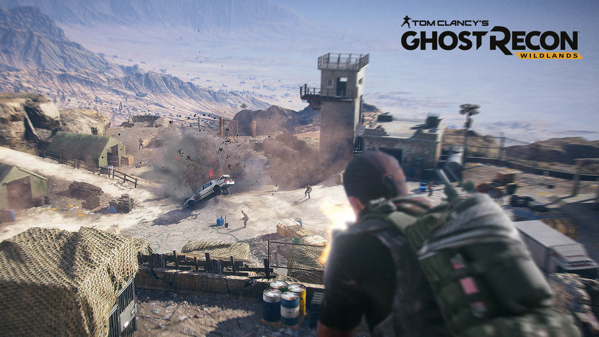 Free Ghost Recon: Wildlands Wallpaper in 1920x1080