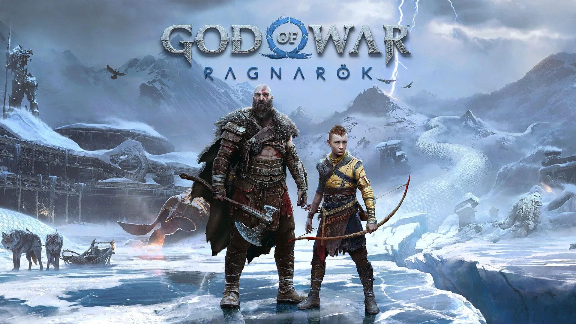 Free God of War: Ragnarok Wallpaper in 1920x1080