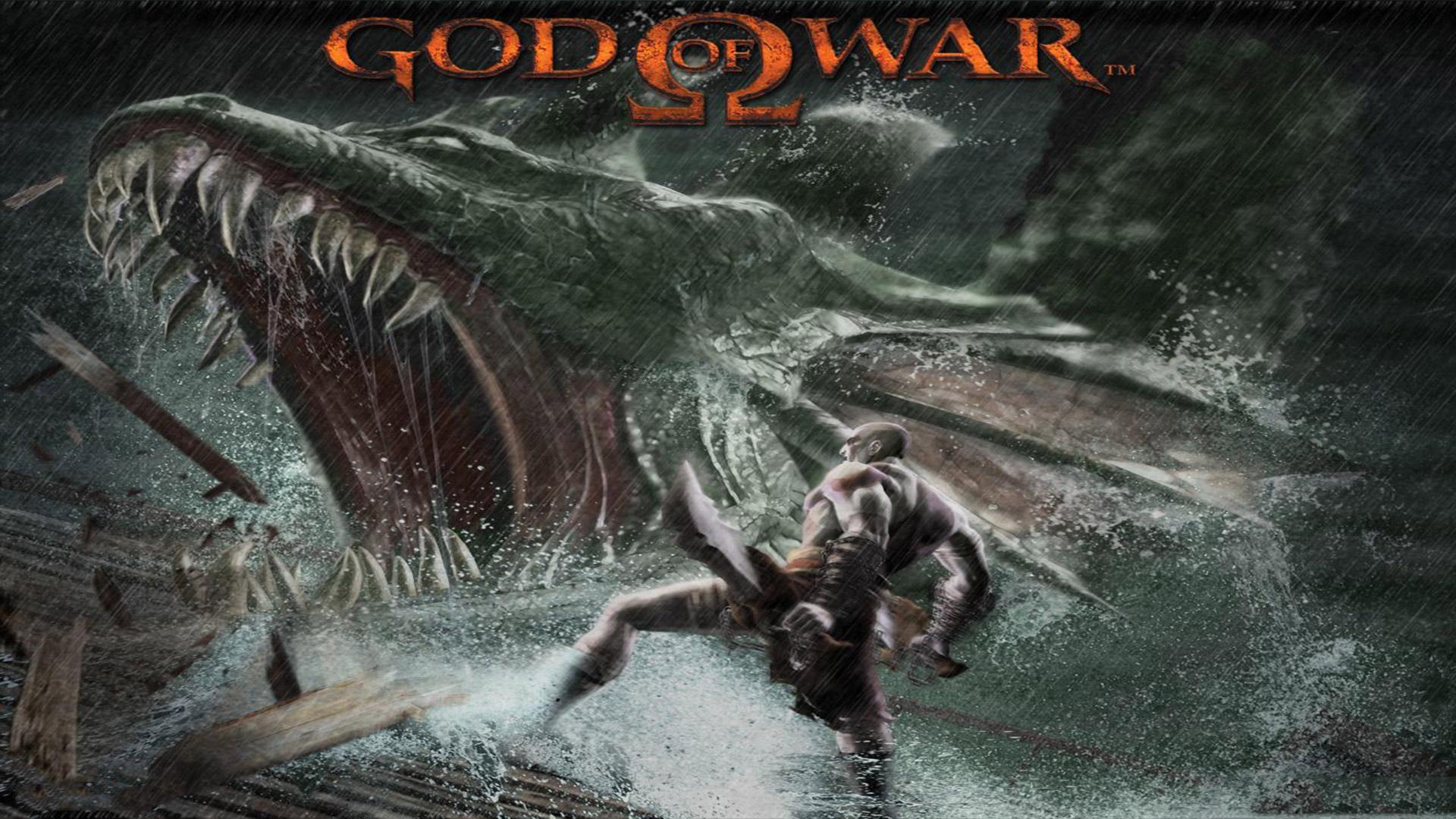 Free God of War Wallpaper in 1920x1080