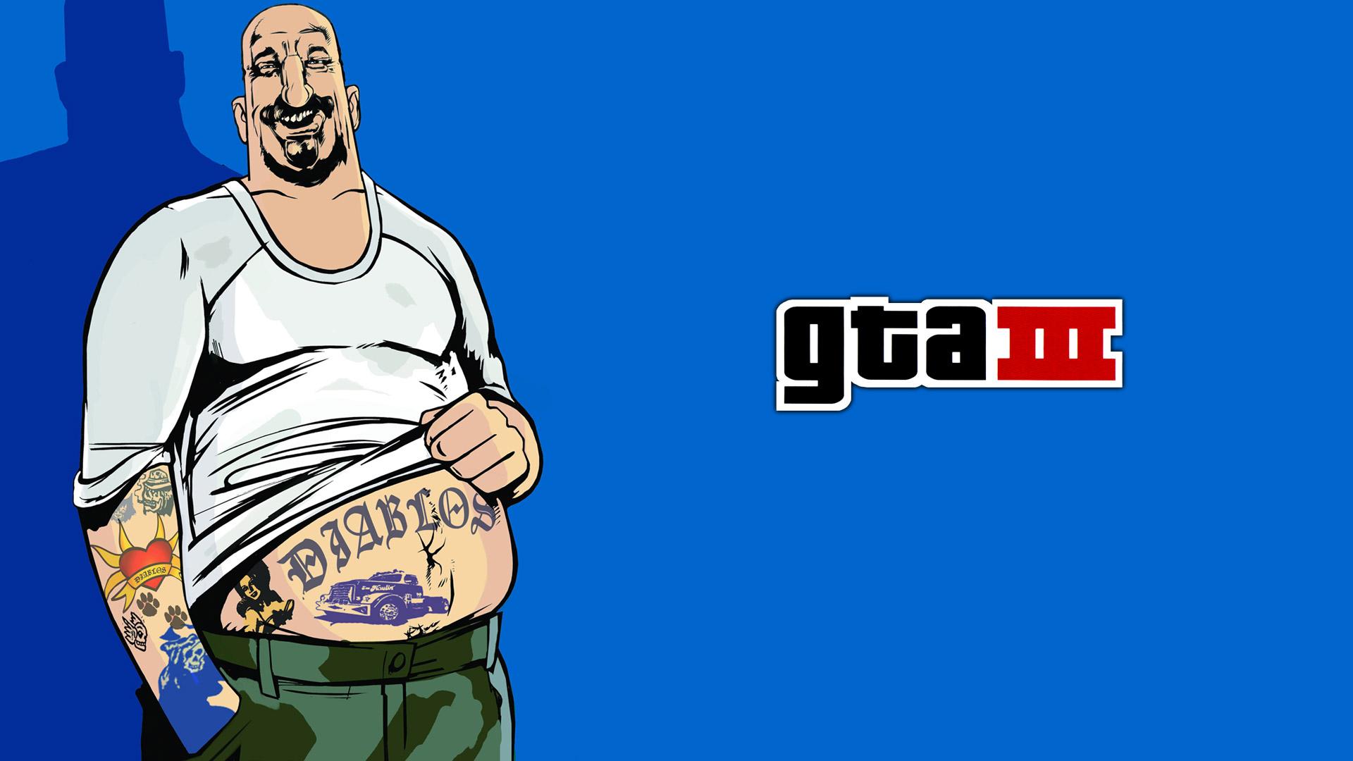 Grand Theft Auto III Wallpaper in 1920x1080