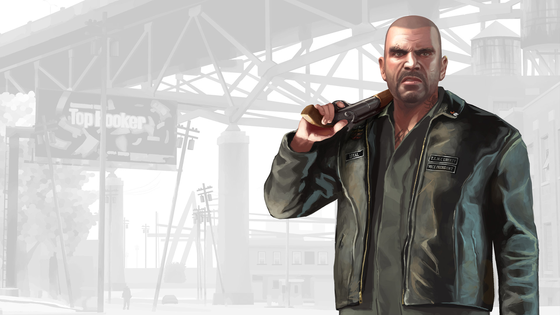Grand Theft Auto IV Wallpaper in 1920x1080