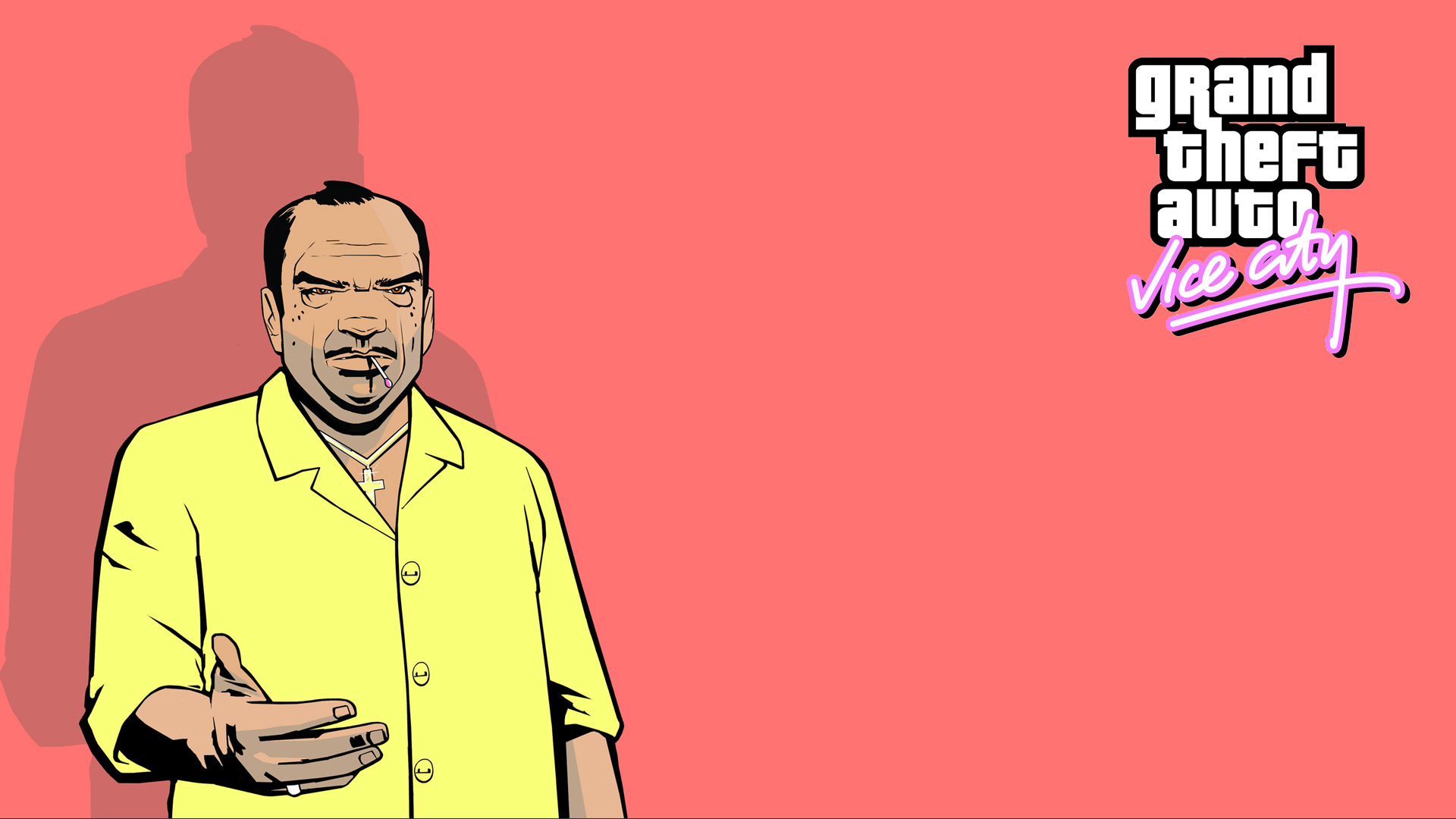 Grand Theft Auto: Vice City Wallpaper in 1920x1080