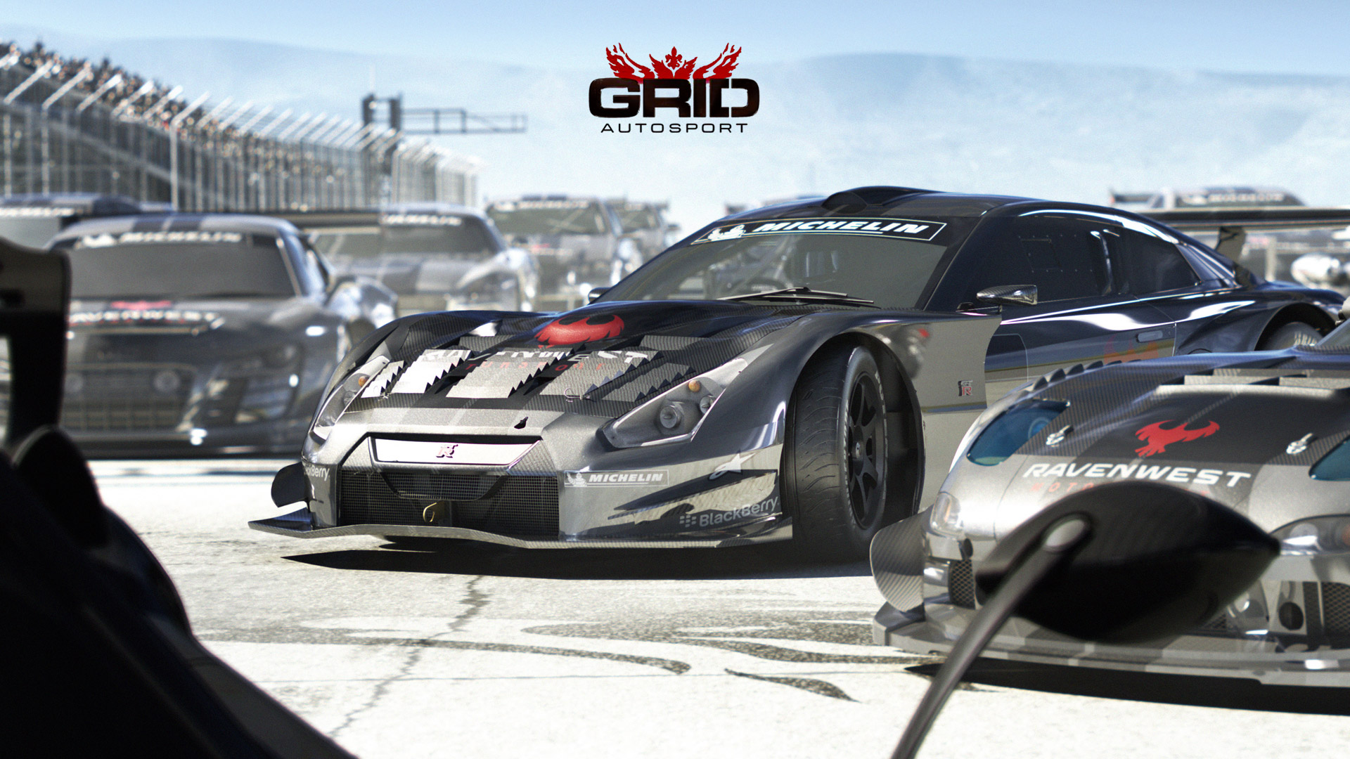 Free GRID Autosport Wallpaper in 1920x1080