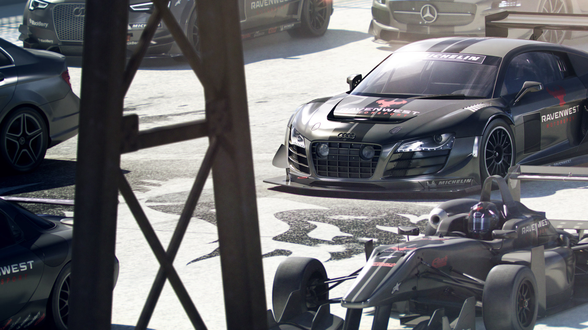 GRID Autosport Wallpaper in 1920x1080