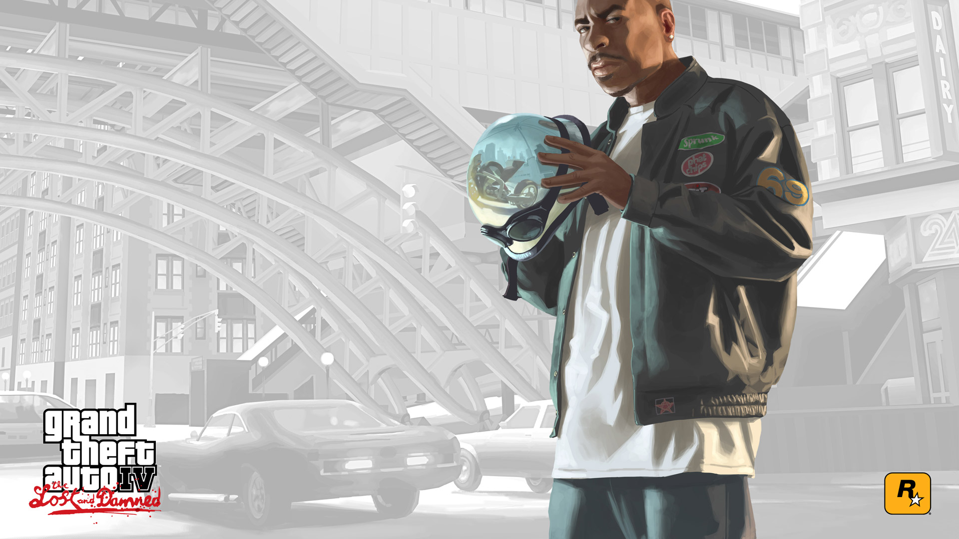 Free Grand Theft Auto IV Wallpaper in 1920x1080