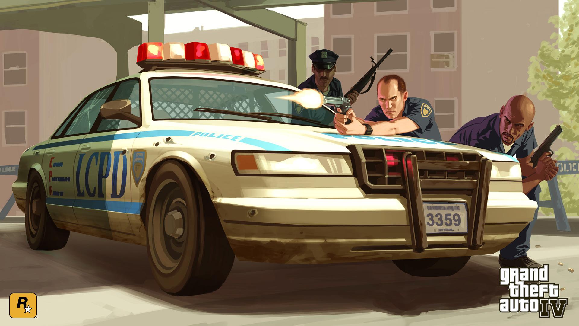 Grand Theft Auto IV Wallpaper in 1920x1080