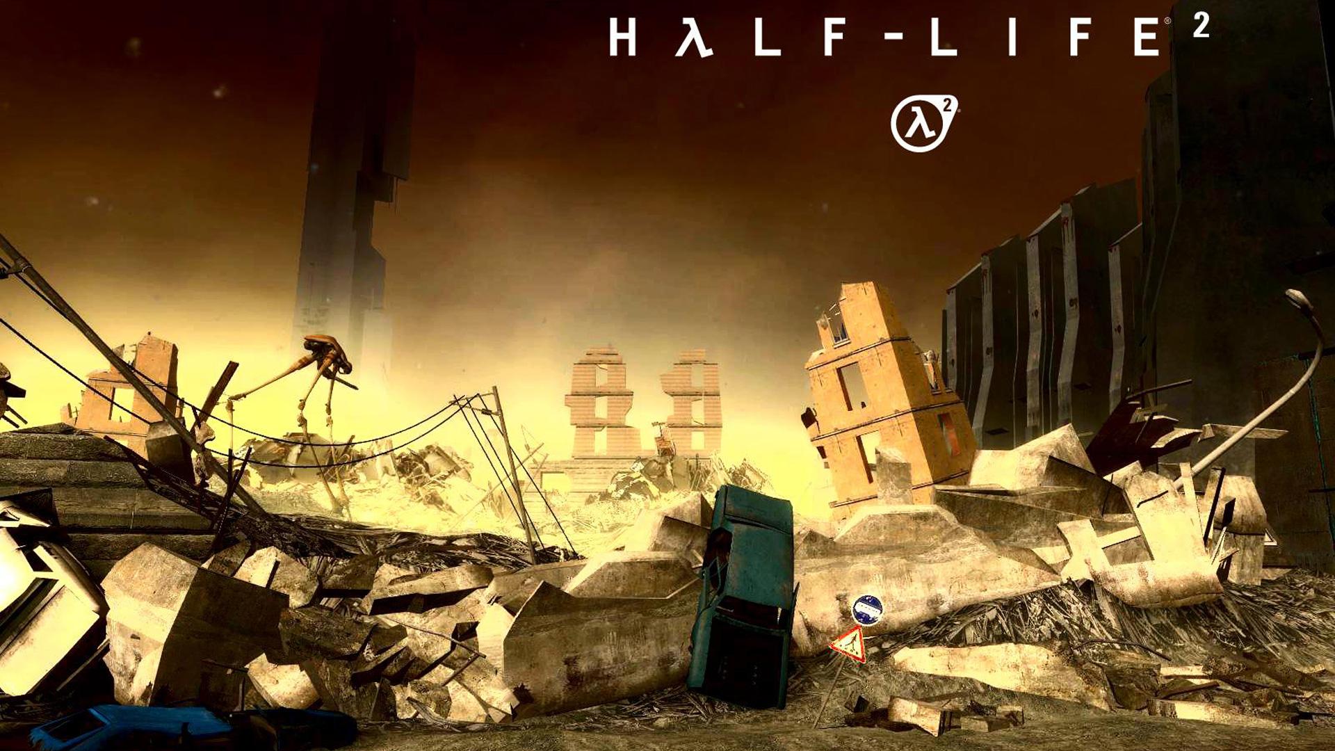 Free Half-Life 2 Wallpaper in 1920x1080