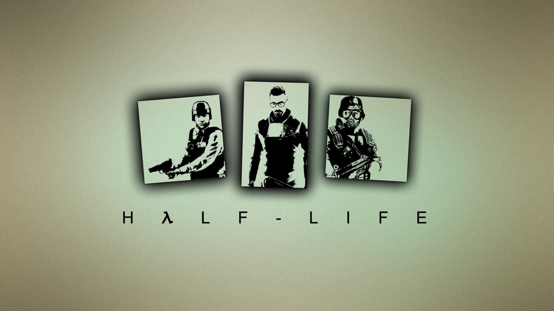 Free Half-Life Wallpaper in 1920x1080