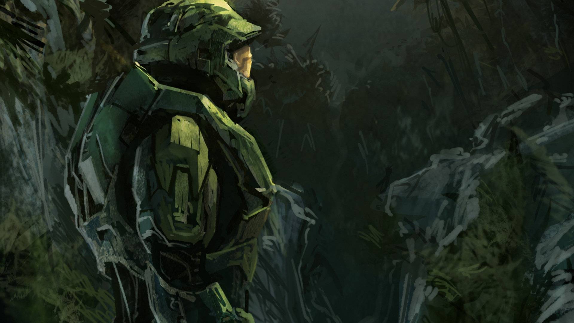 Halo 3 Wallpaper in 1920x1080
