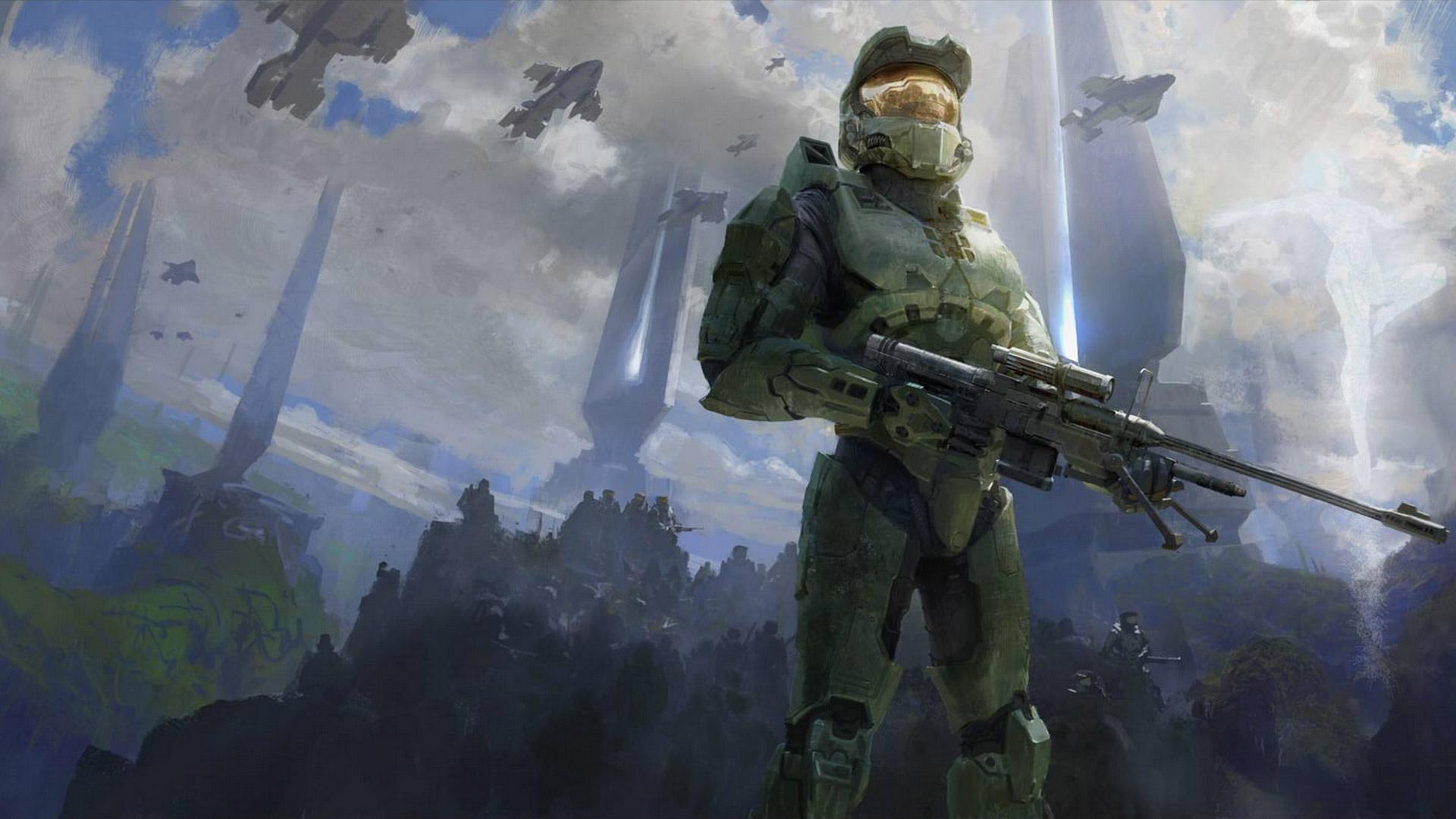 Halo 3 Wallpaper in 1920x1080