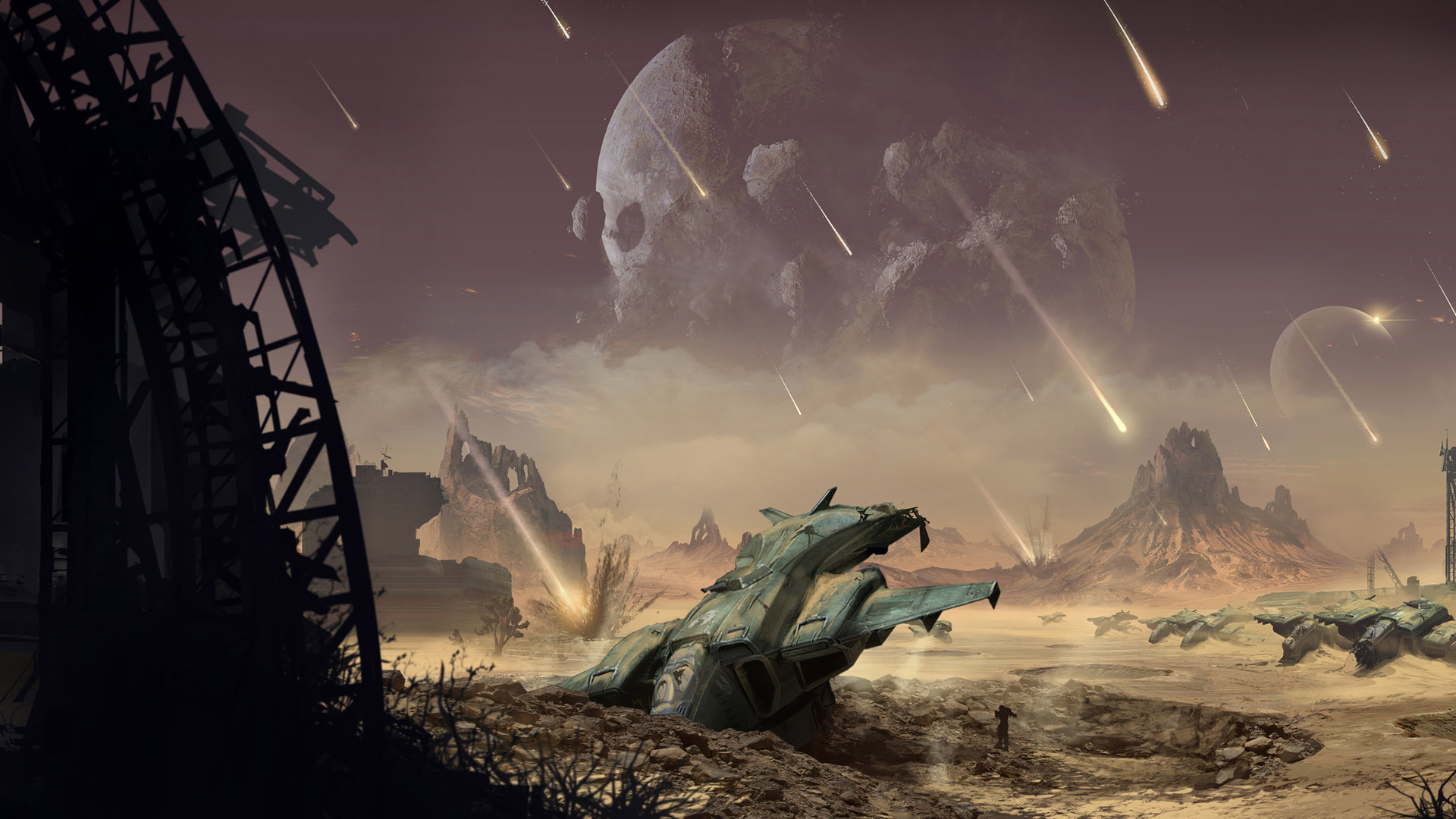 Free Halo 4 Wallpaper in 1920x1080