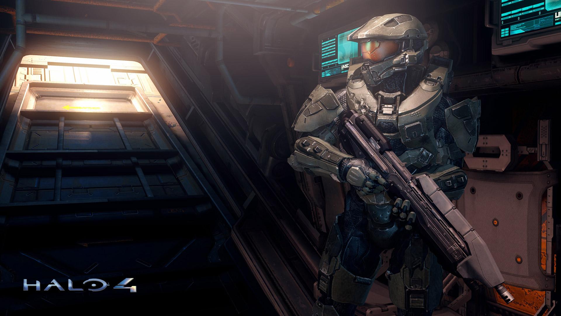 Halo 4 Wallpaper in 1920x1080