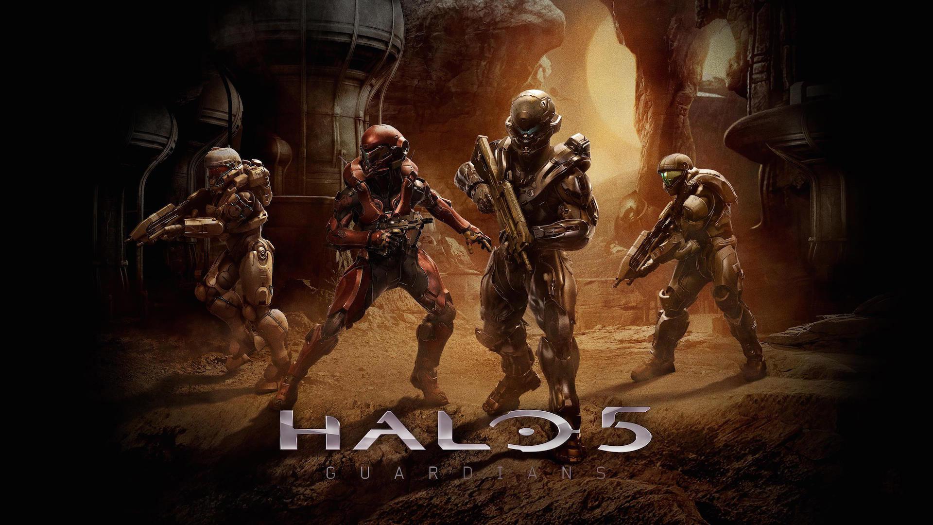Halo 5: Guardians Wallpaper in 1920x1080