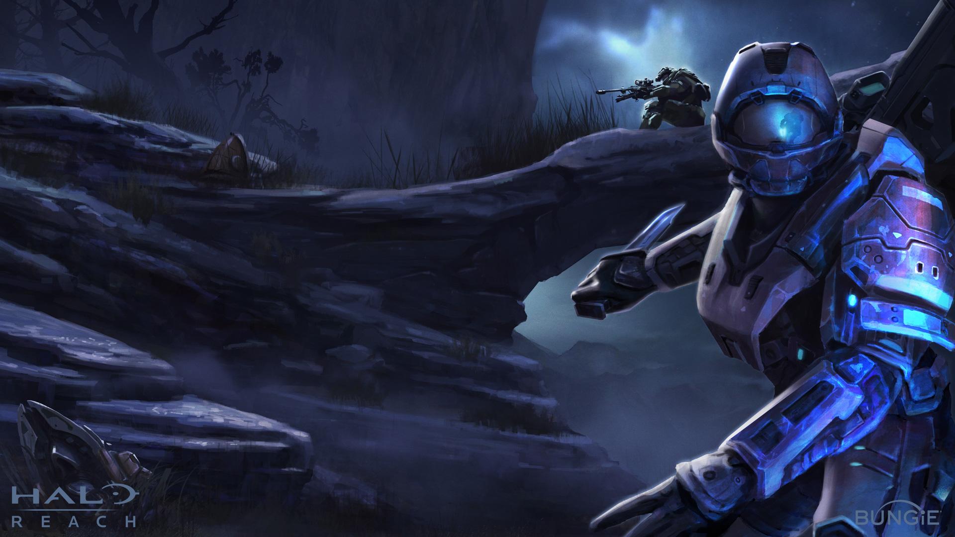 Halo: Reach Wallpaper in 1920x1080