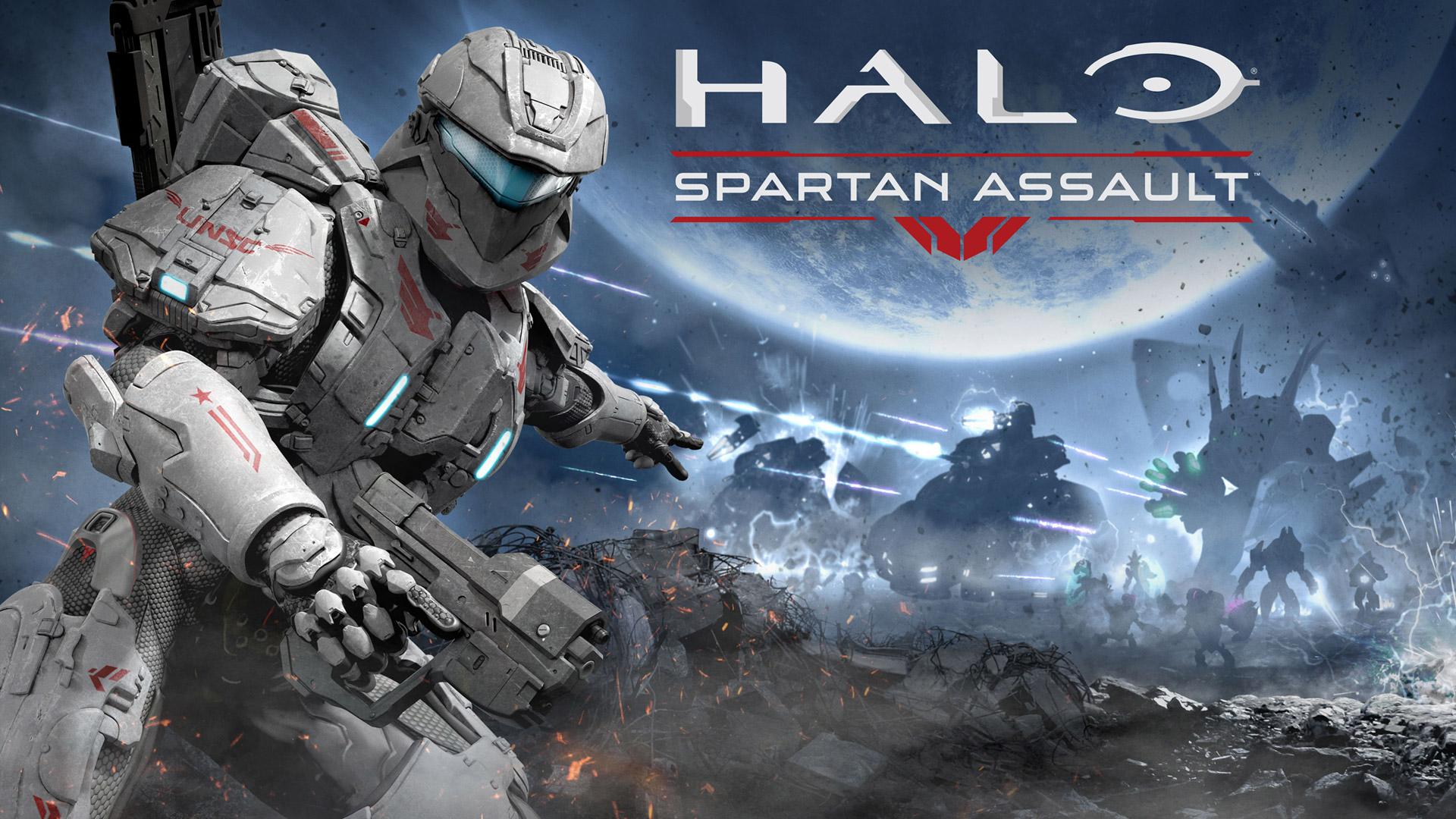Free Halo: Spartan Assault Wallpaper in 1920x1080