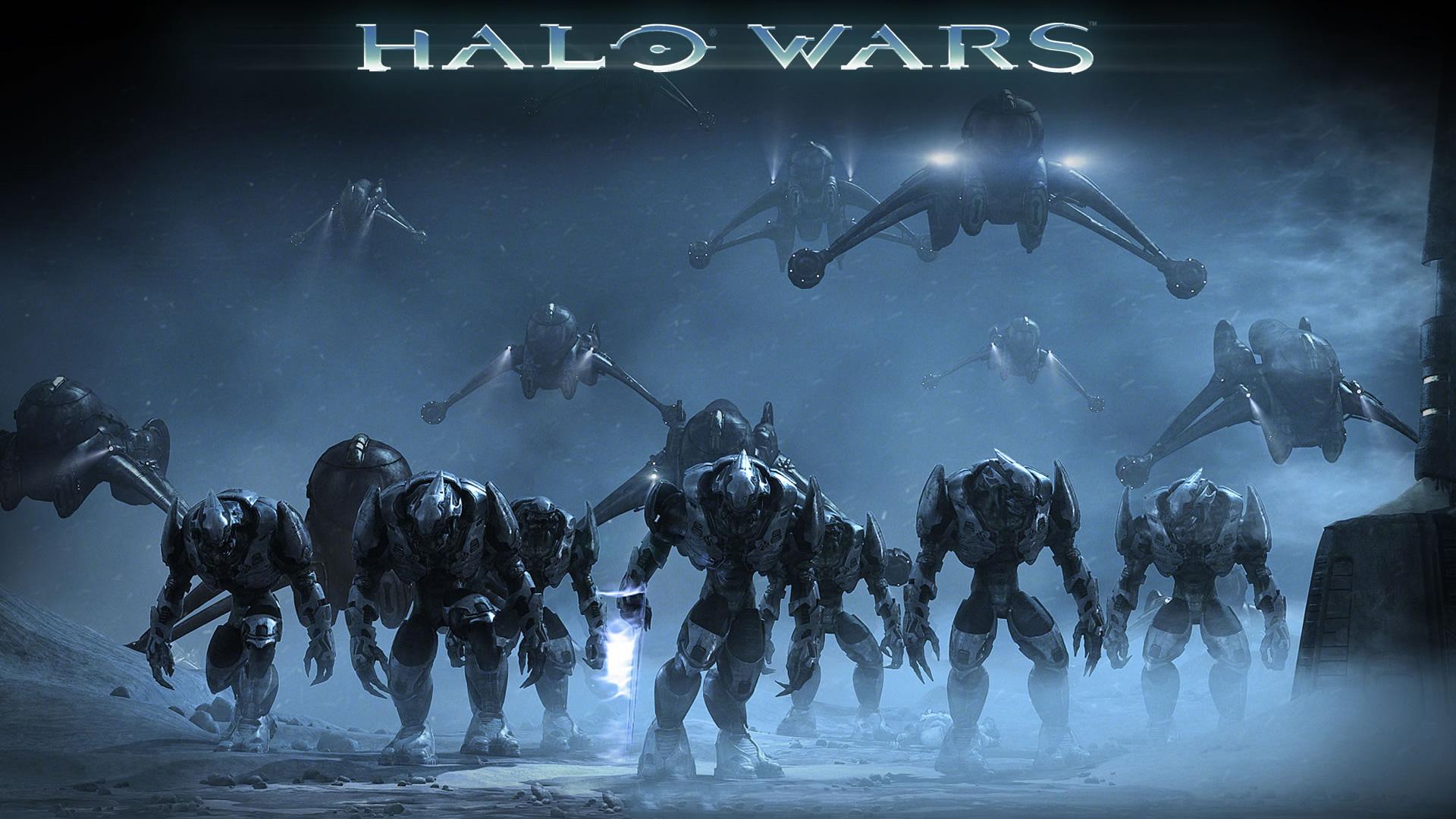 Halo Wars Wallpaper in 1920x1080