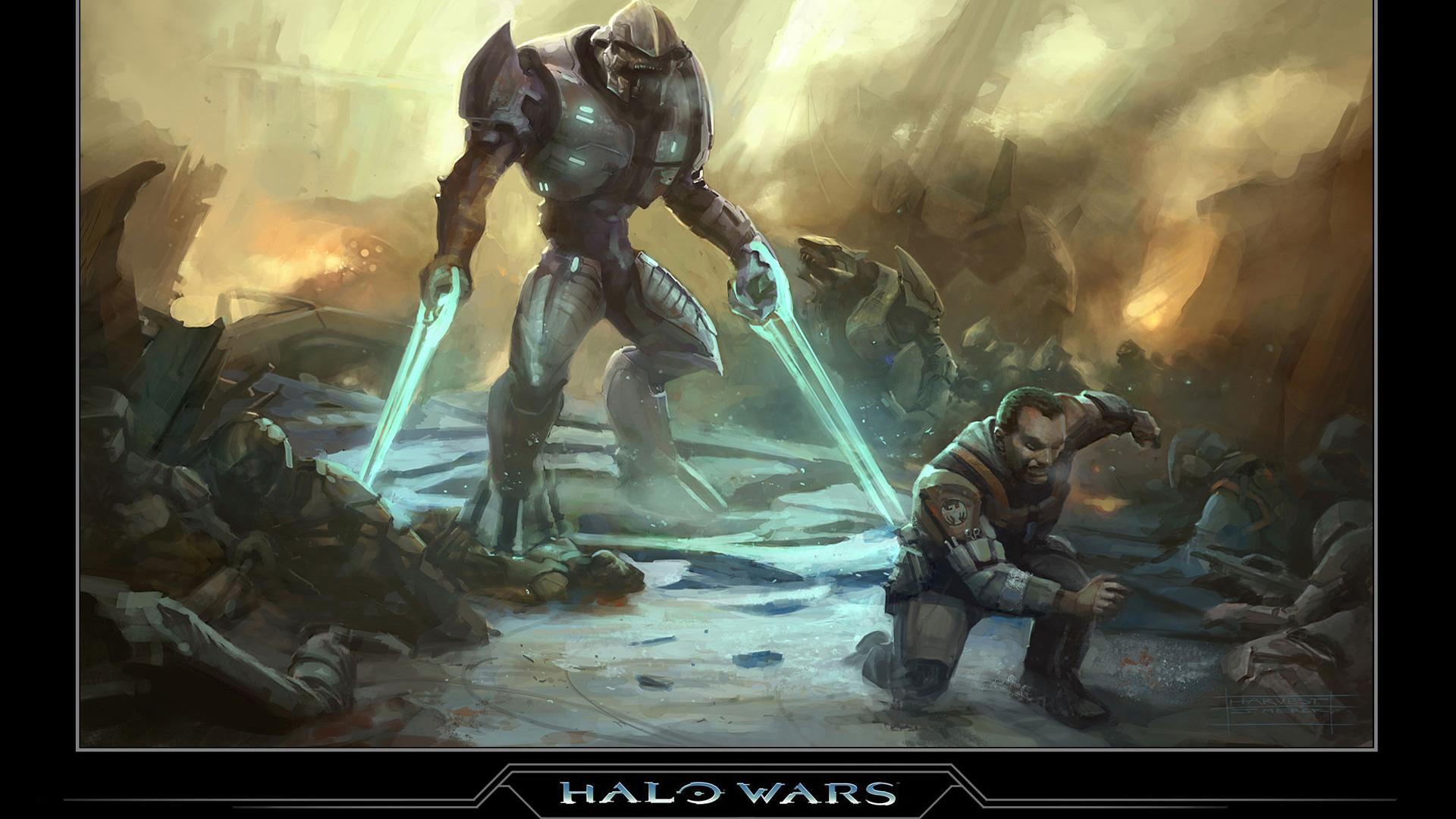 Free Halo Wars Wallpaper in 1920x1080