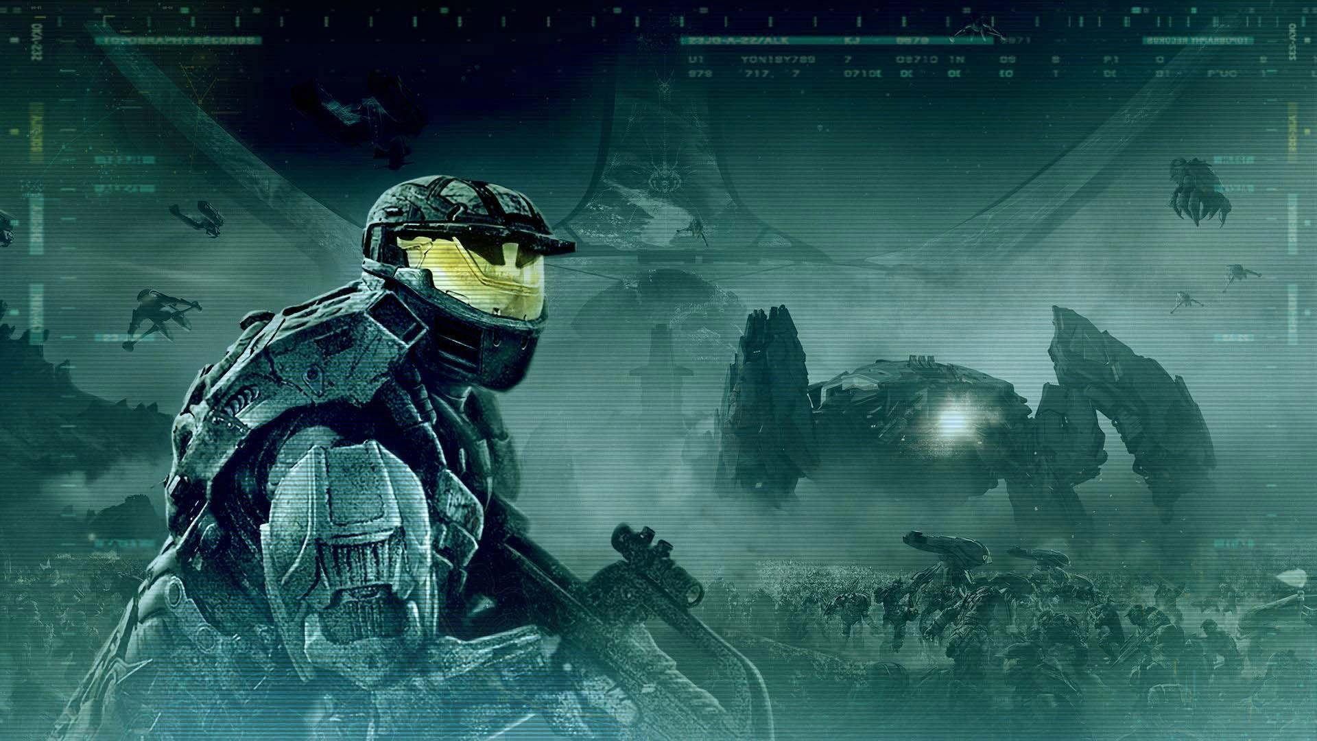 Halo Wars 2 Wallpaper in 1920x1080